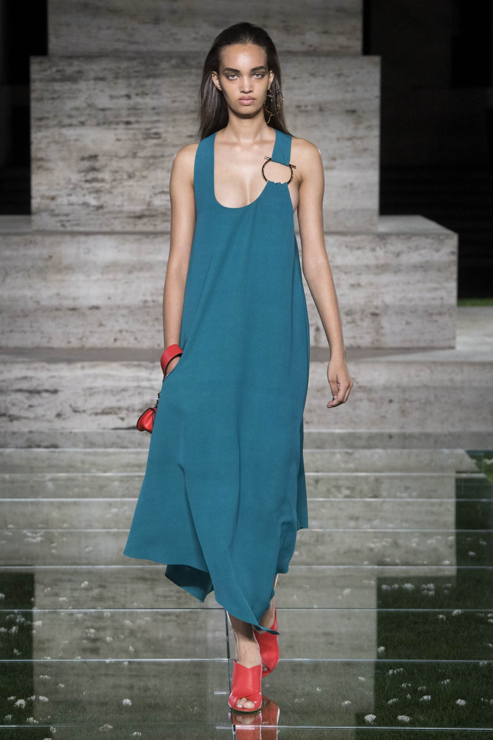 Salvatore Ferragamo Milan Fashion Week Womenswear