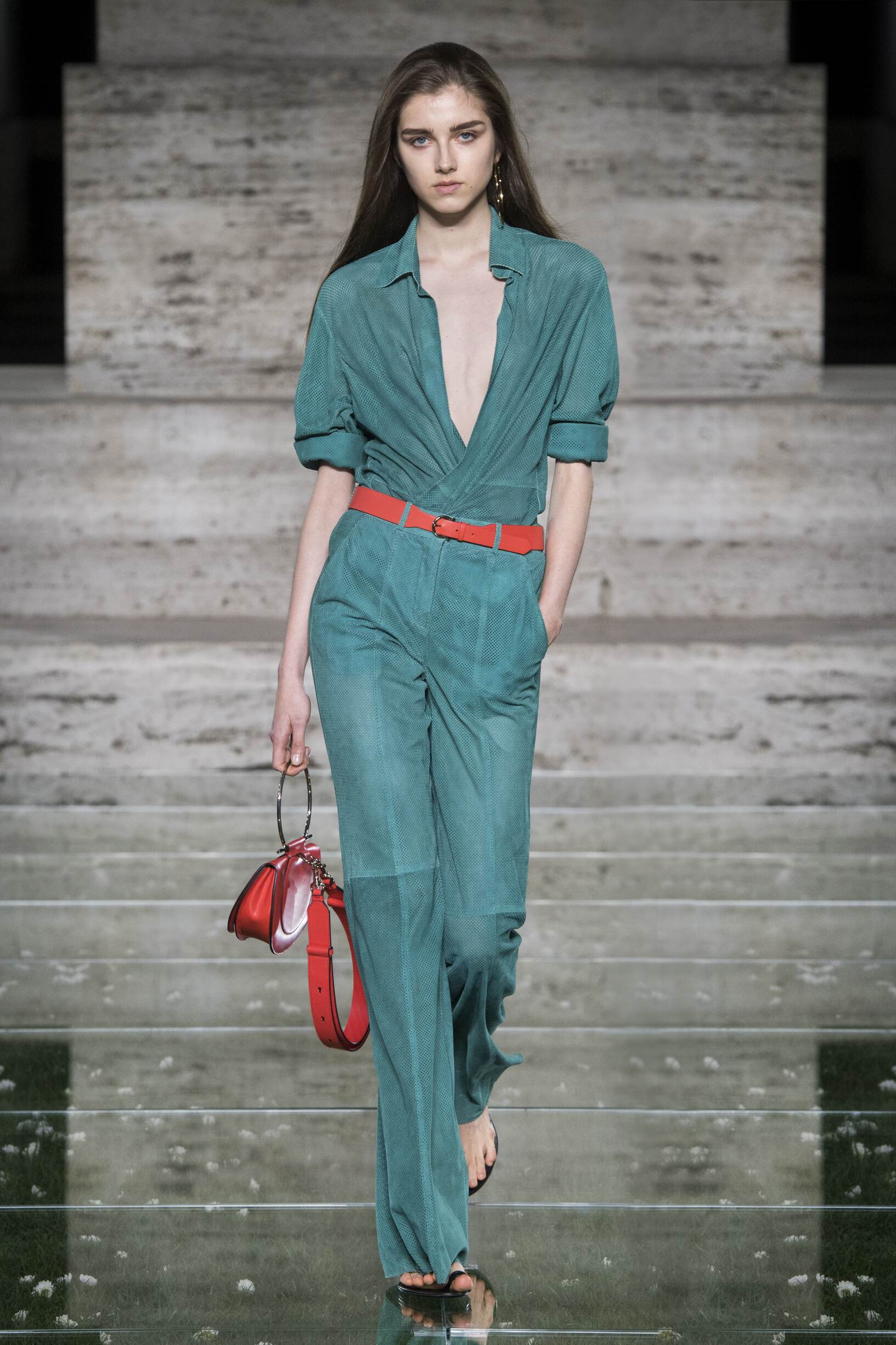 Salvatore Ferragamo Milan Fashion Week