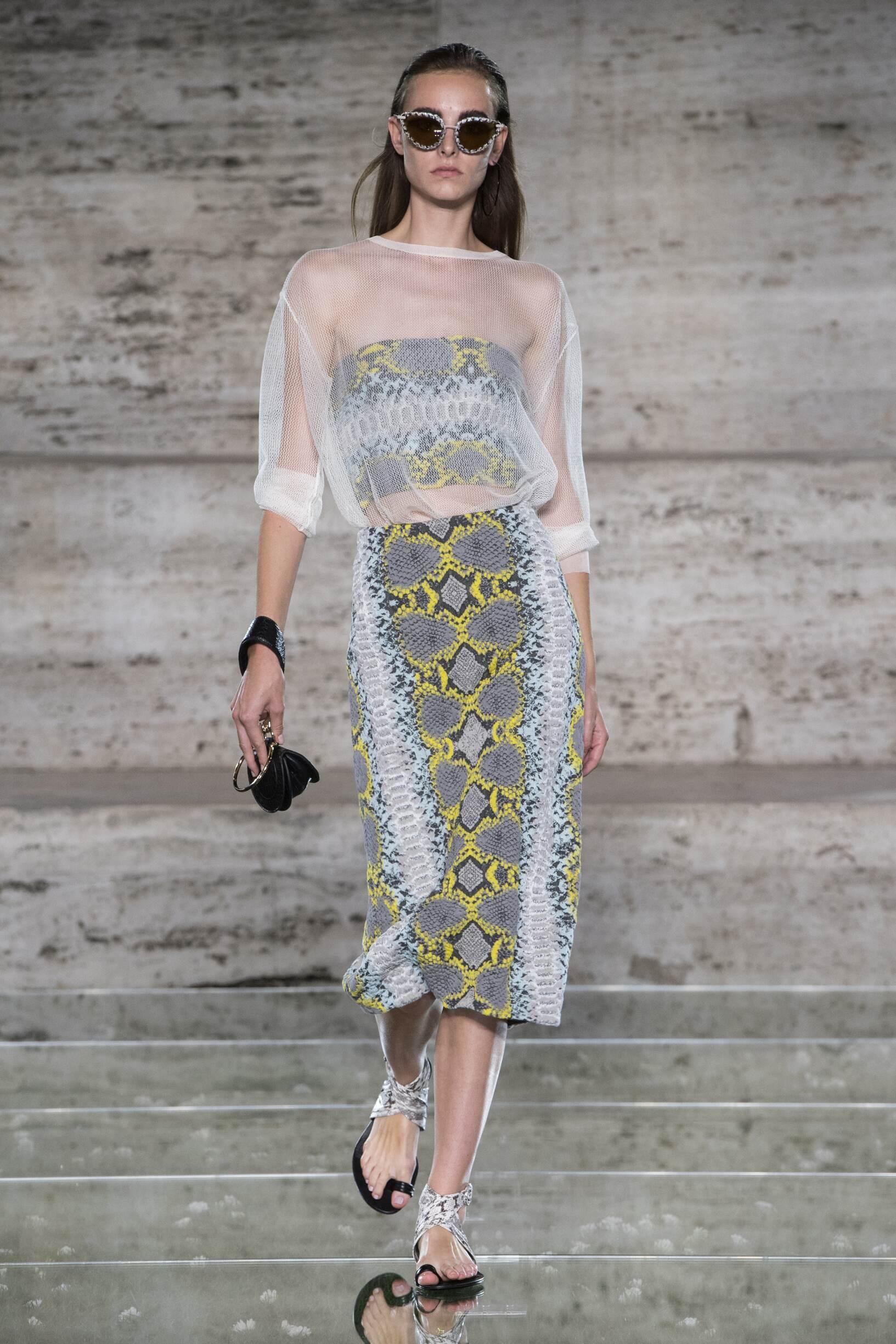 Salvatore Ferragamo SS 2018 Womenswear
