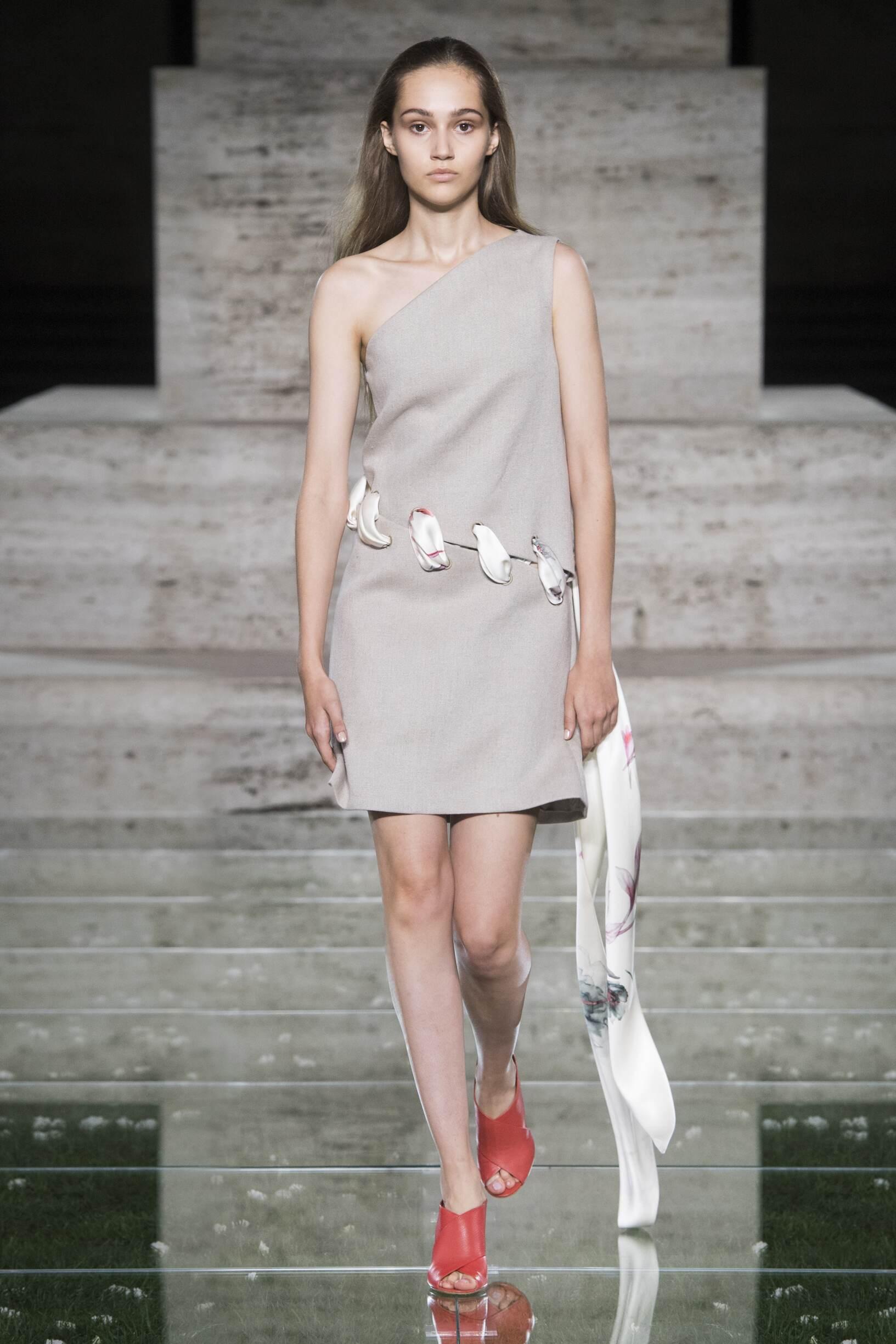 Salvatore Ferragamo Spring Summer 2018 Womens Collection Milan Fashion Week