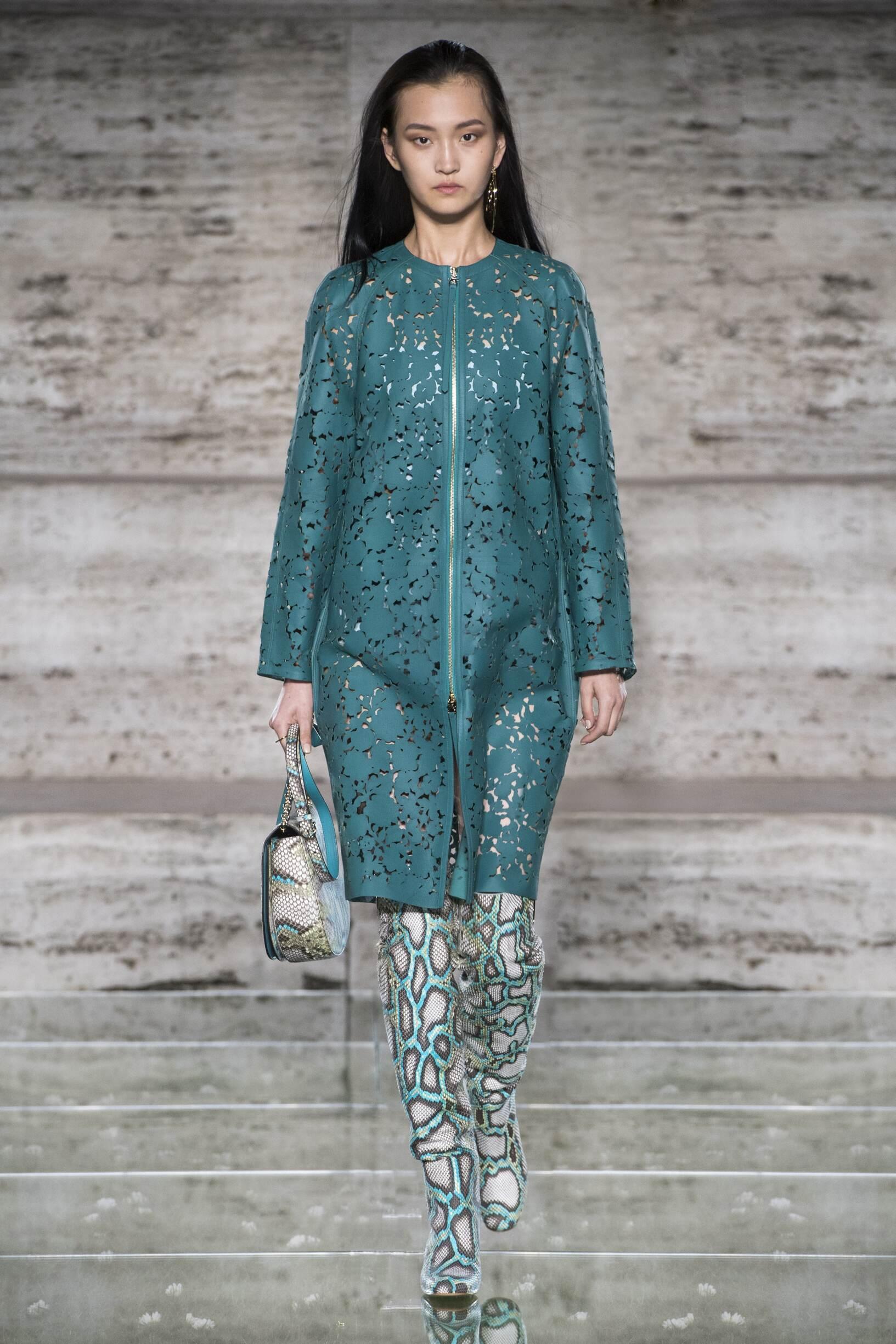 Salvatore Ferragamo Women's Collection 2018