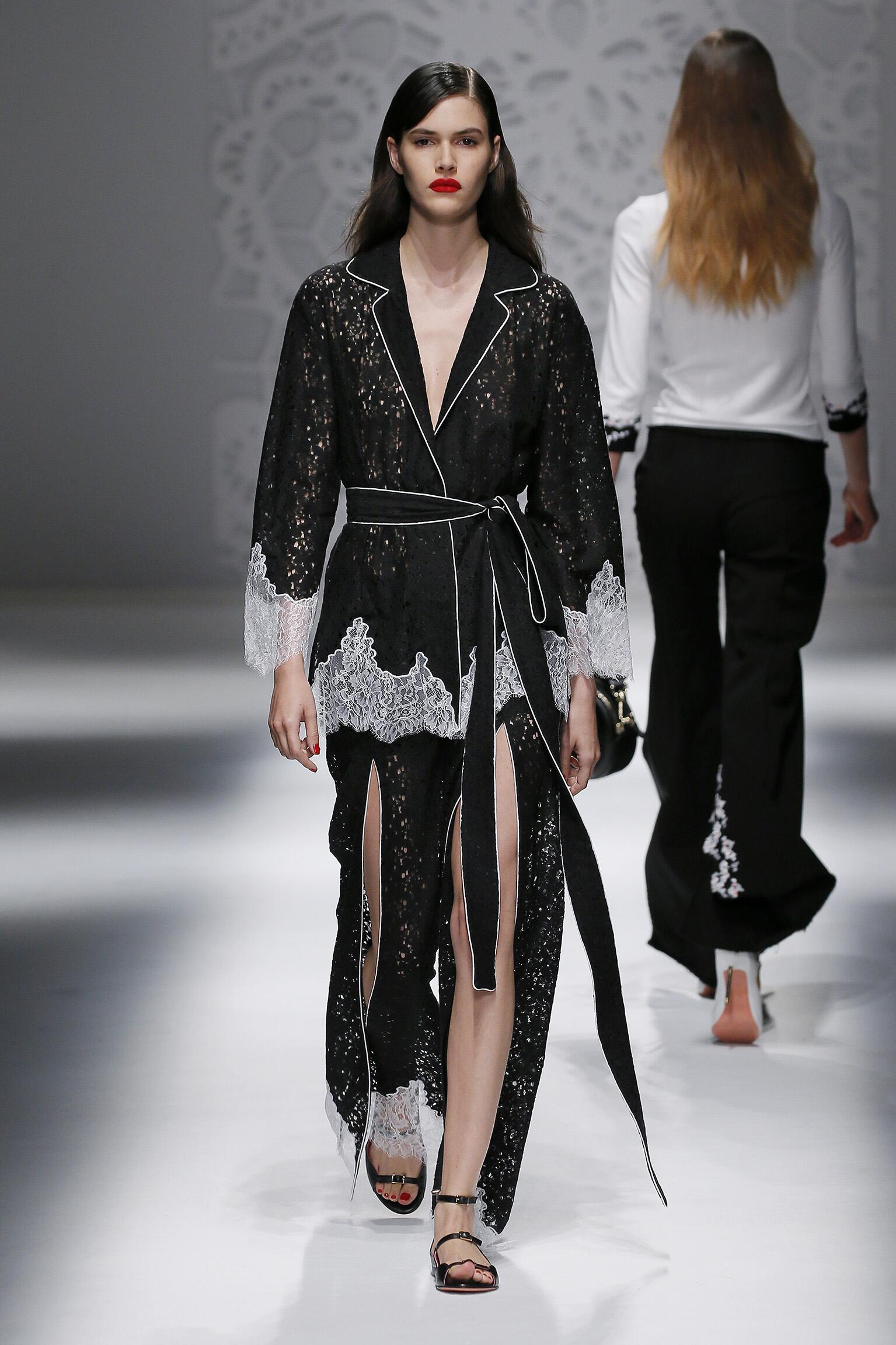 Spring 2018 Fashion Trends Blumarine
