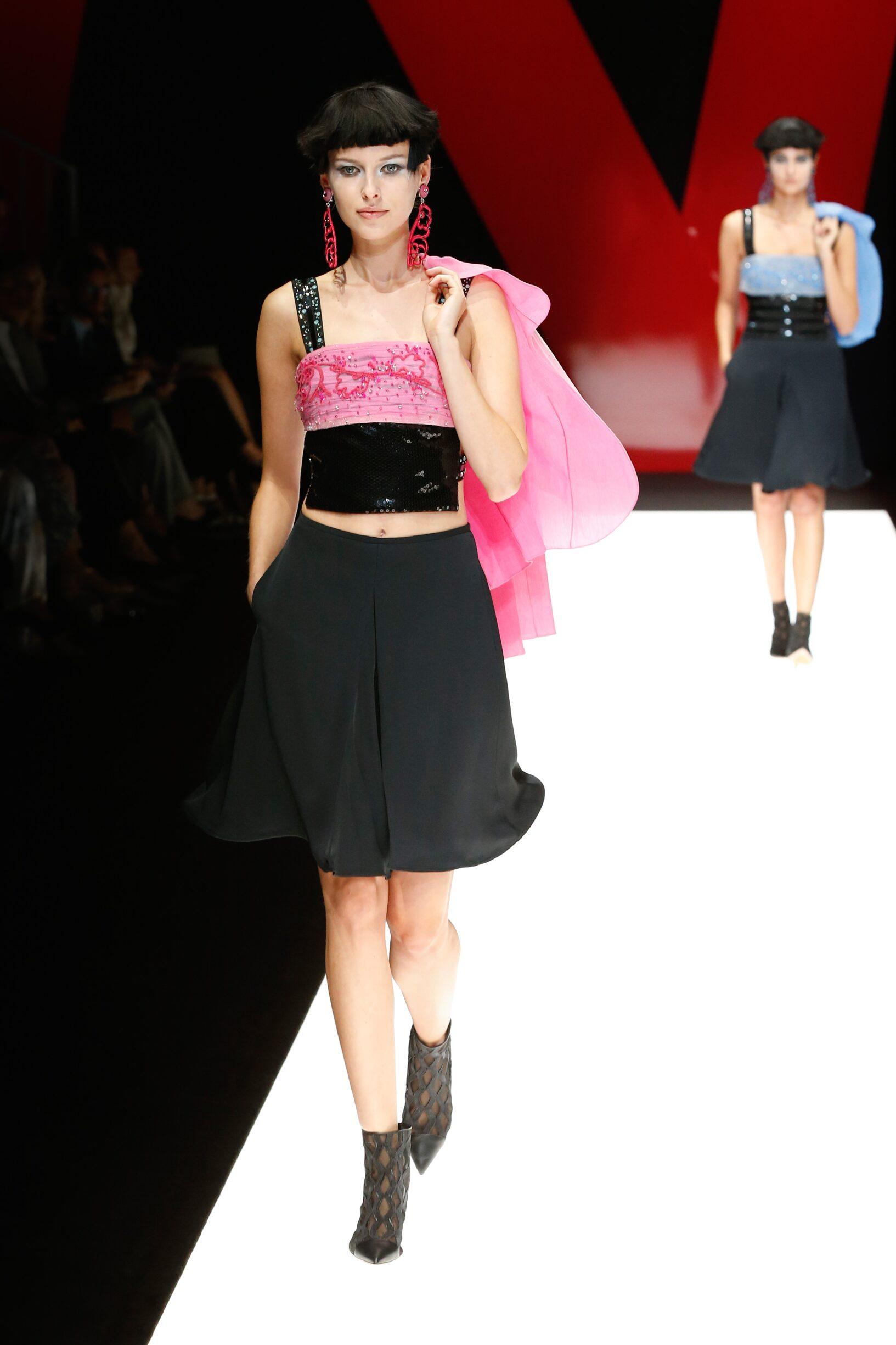 Spring 2018 Fashion Trends Giorgio Armani