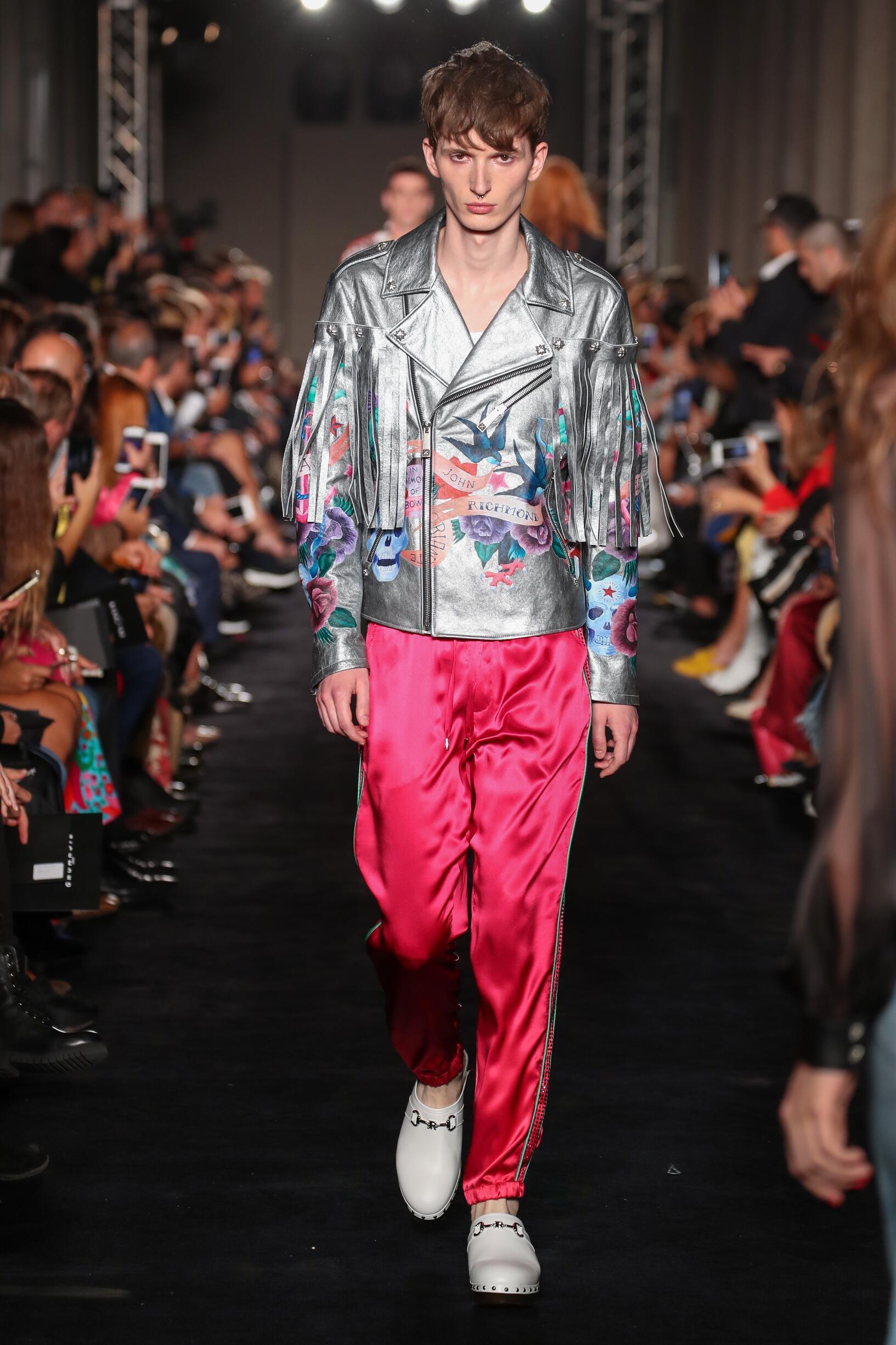 Spring 2018 Fashion Trends John Richmond