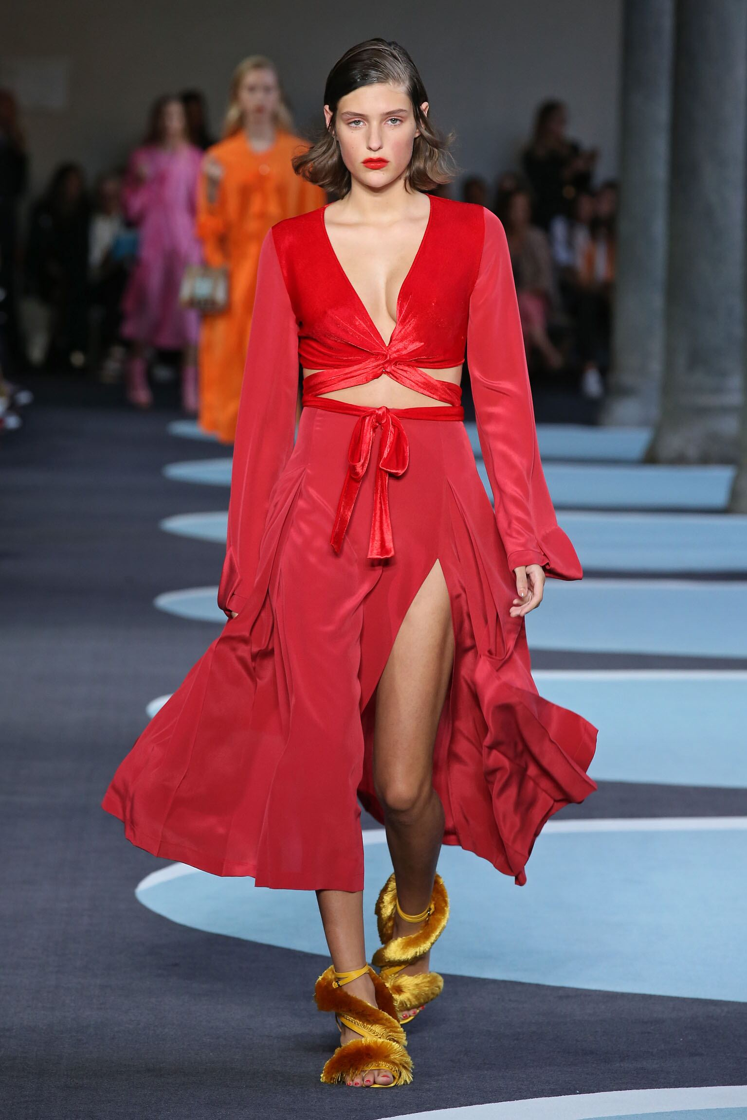 Spring 2018 Fashion Trends Marco De Vincenzo