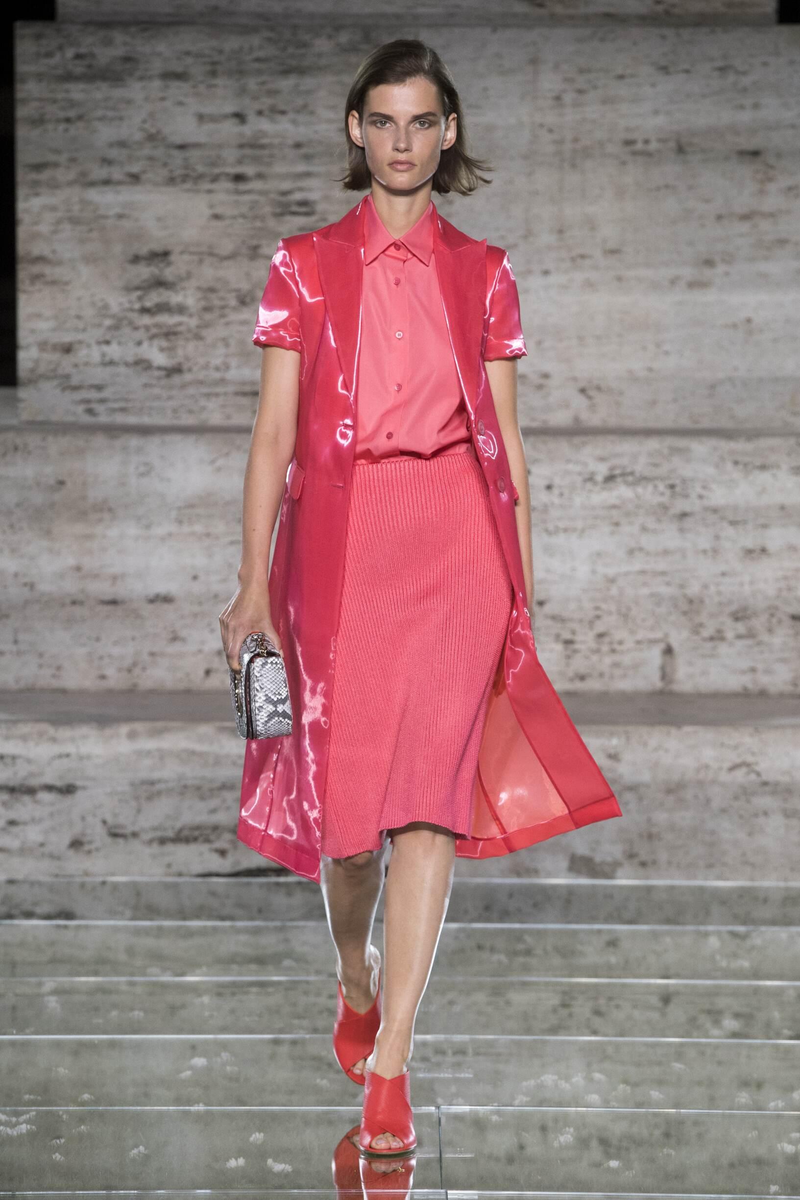 Spring 2018 Fashion Trends Salvatore Ferragamo