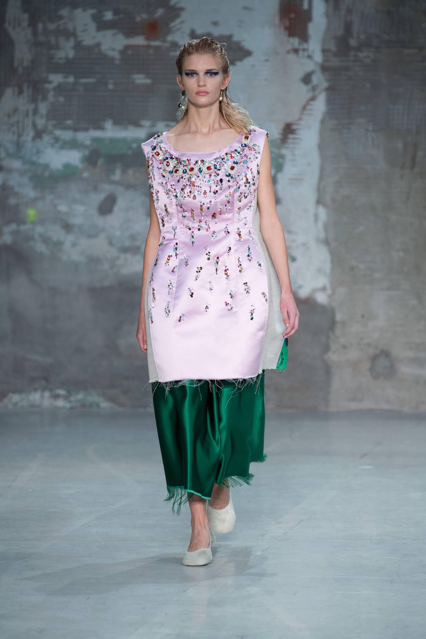Spring 2018 Womenswear Marni