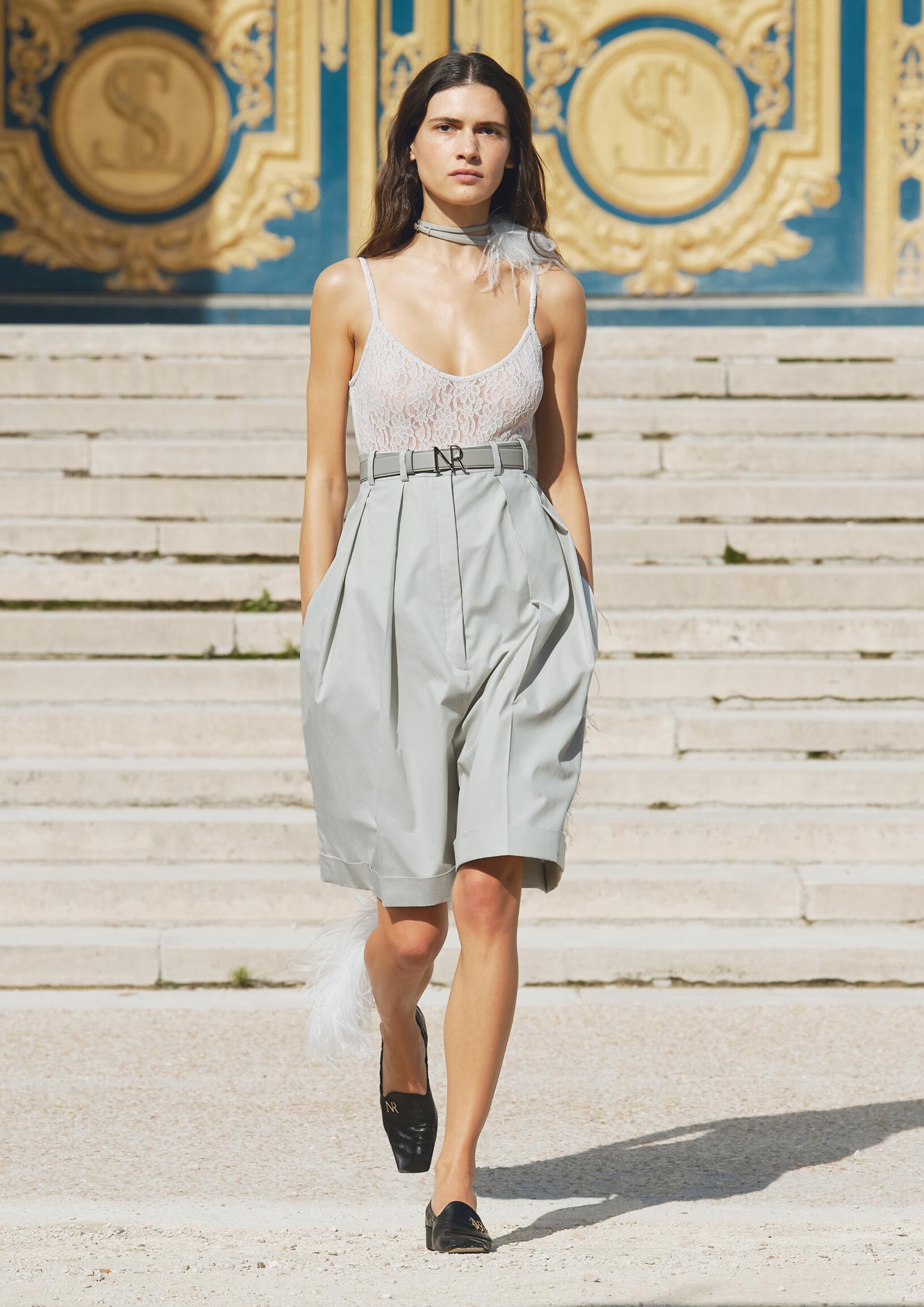 Spring 2018 Womenswear Nina Ricci
