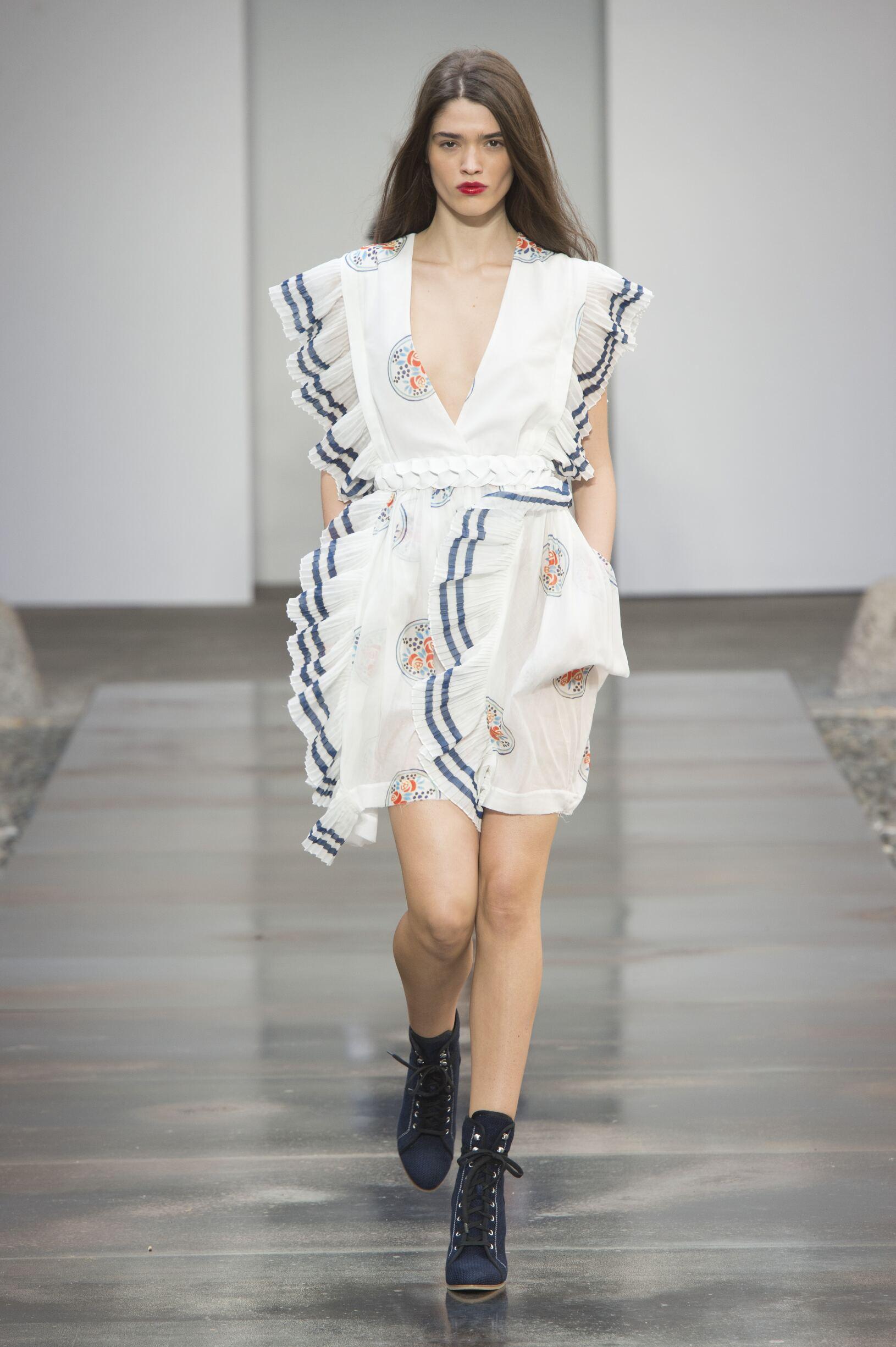 Spring 2018 Womenswear Philosophy di Lorenzo Serafini