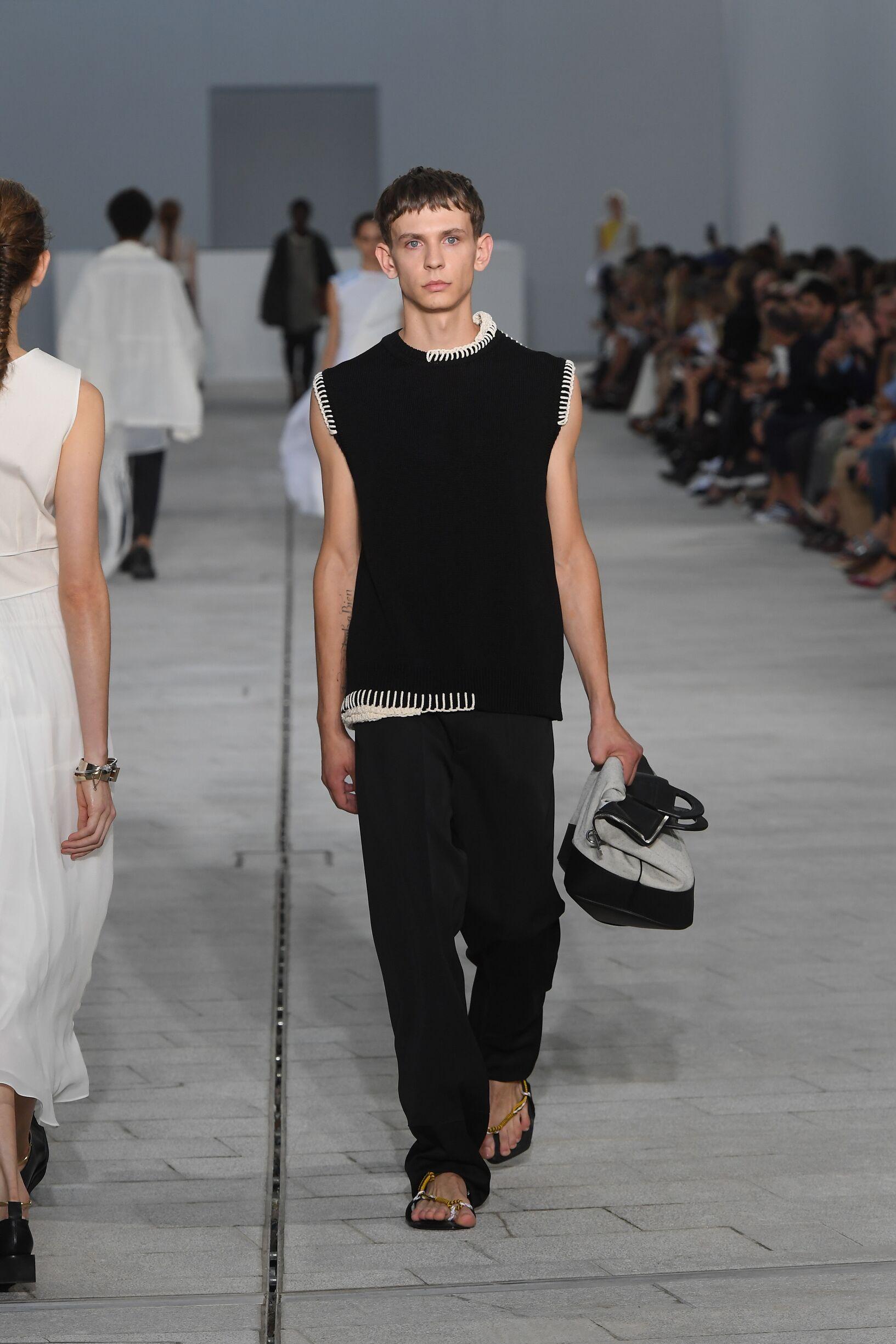 Spring Fashion 2018 Jil Sander