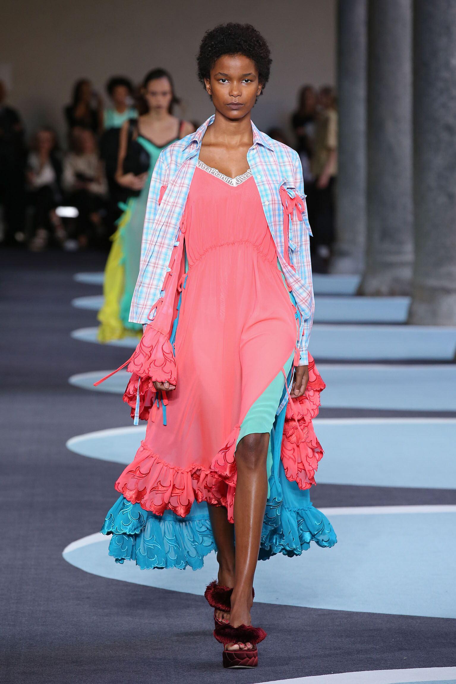 Spring Fashion 2018 Marco De Vincenzo