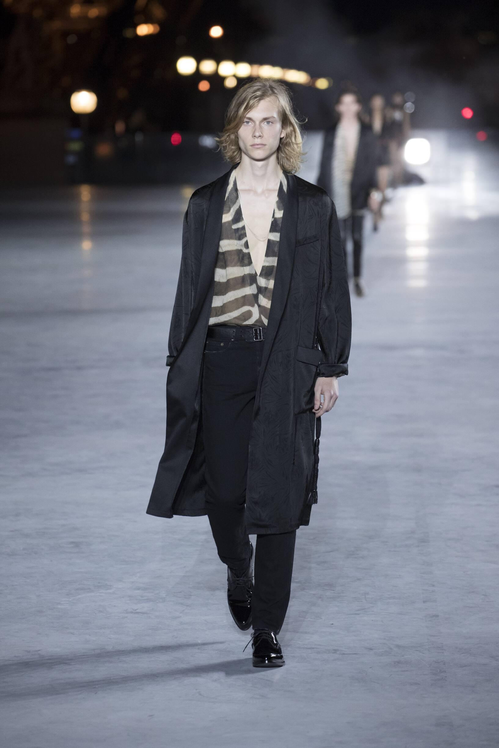 Spring Fashion 2018 Saint Laurent