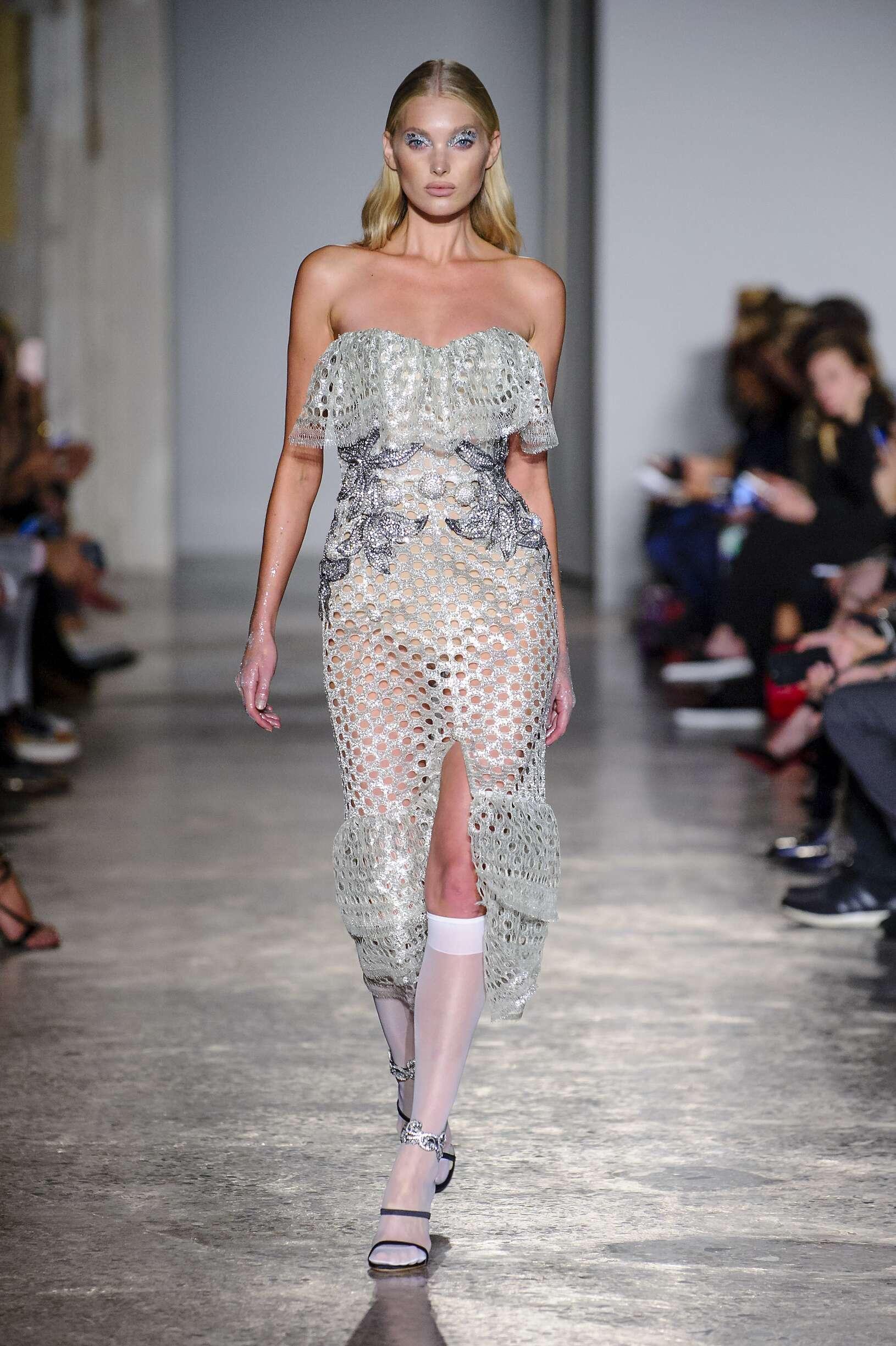 Spring Fashion Trends 2018 Francesco Scognamiglio
