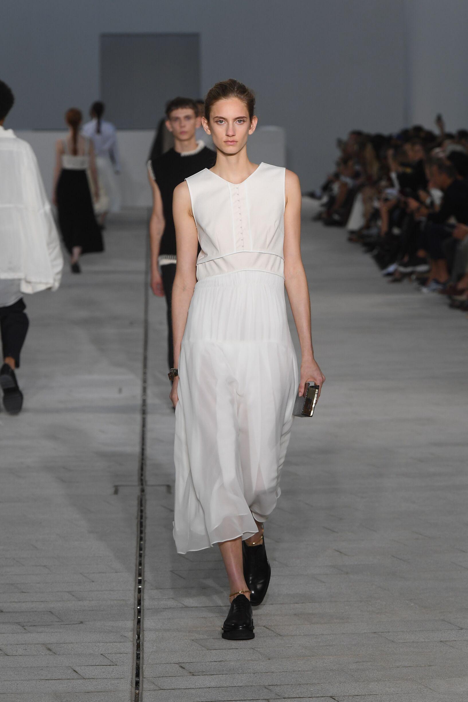 Spring Fashion Trends 2018 Jil Sander