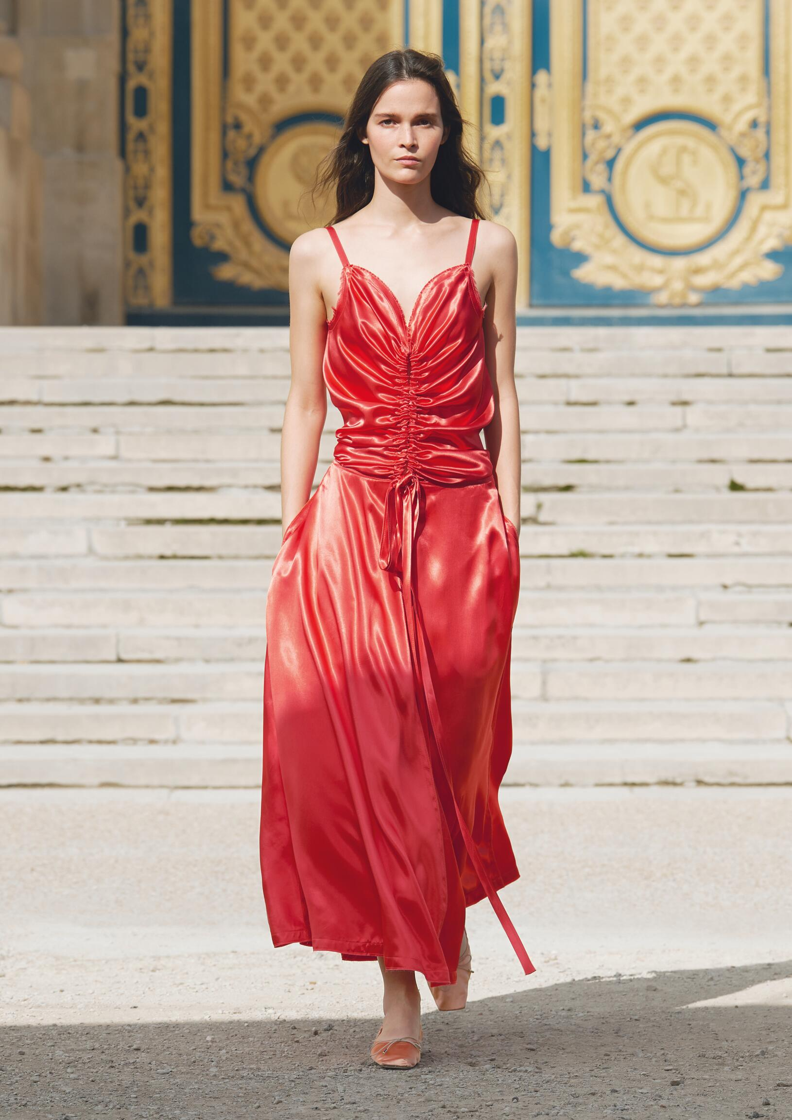 Spring Fashion Trends 2018 Nina Ricci
