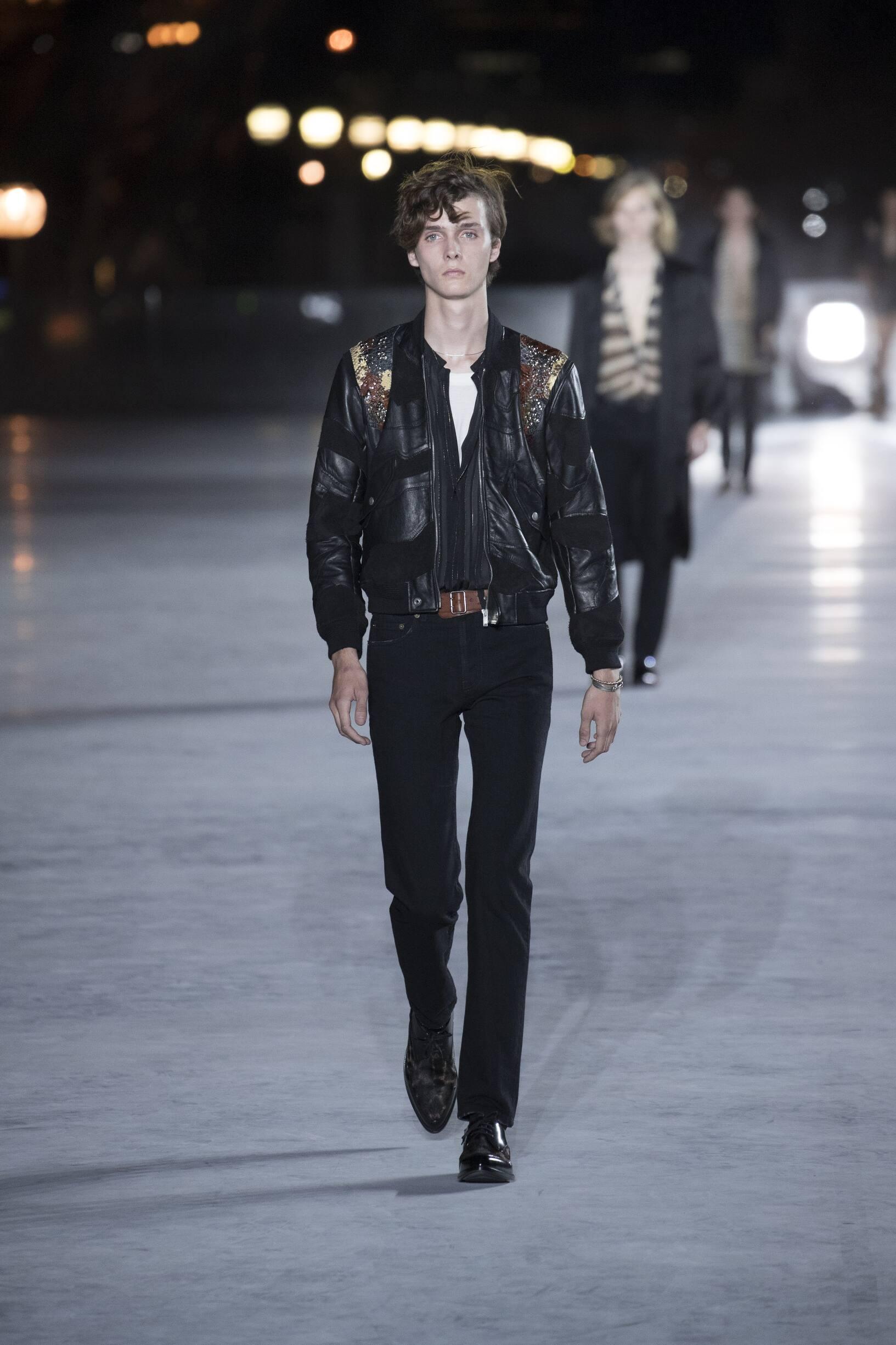 Spring Fashion Trends 2018 Saint Laurent