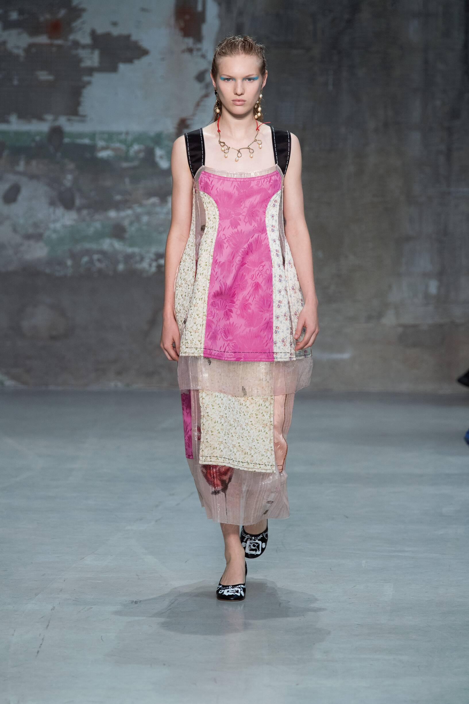 Spring Summer 2018 Woman Milan Marni Collection