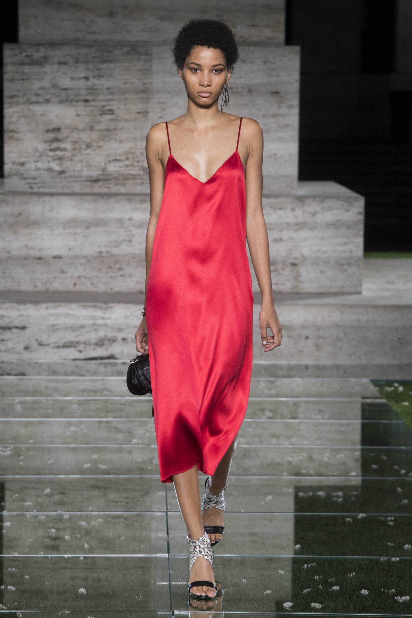 Spring Summer 2018 Woman Milan Salvatore Ferragamo Collection