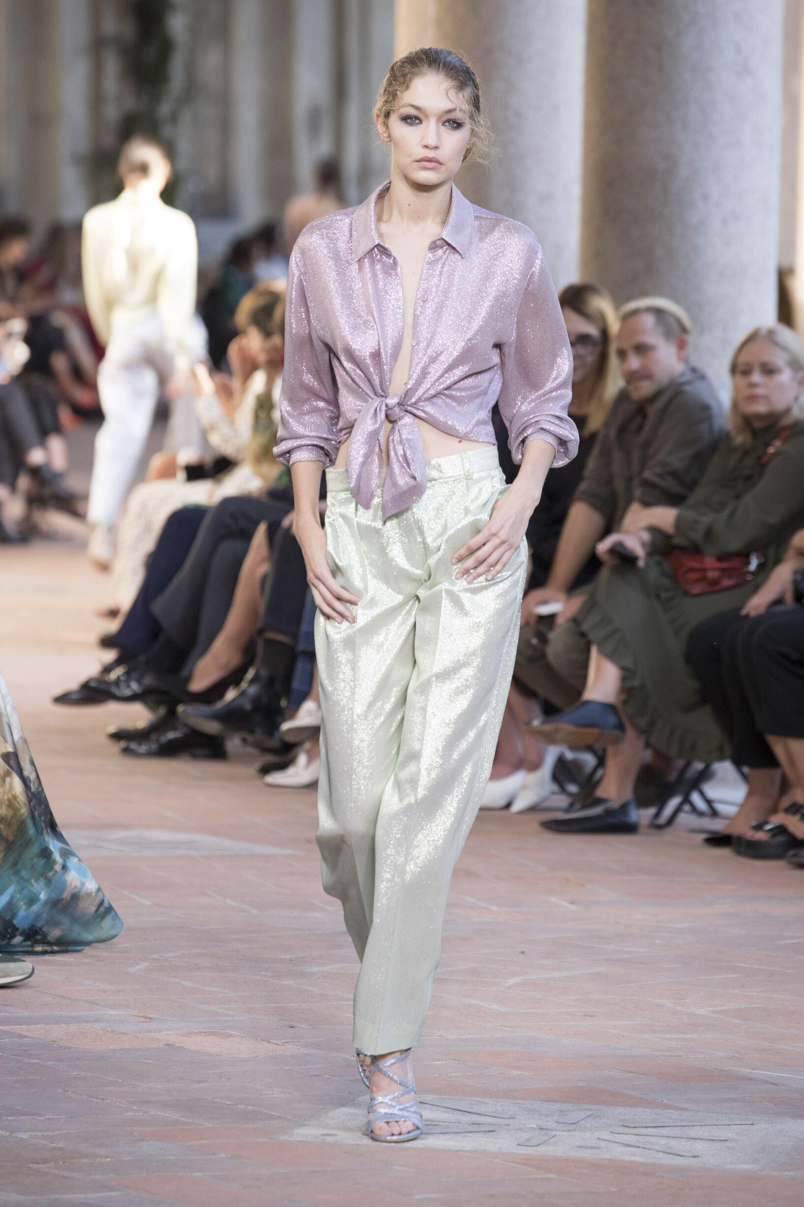 Spring Summer Fashion Trends 2018 Alberta Ferretti