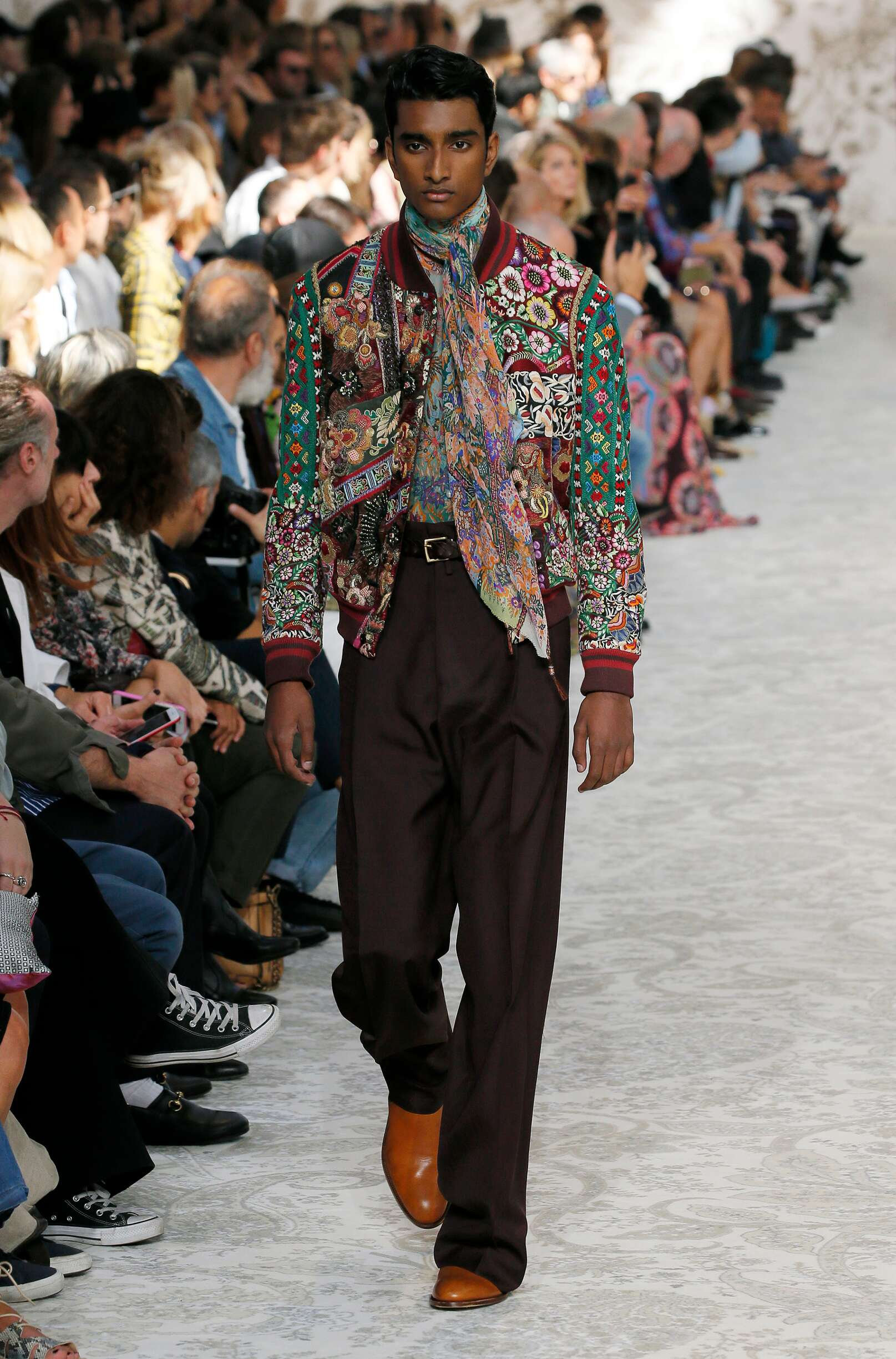 Spring Summer Fashion Trends 2018 Etro