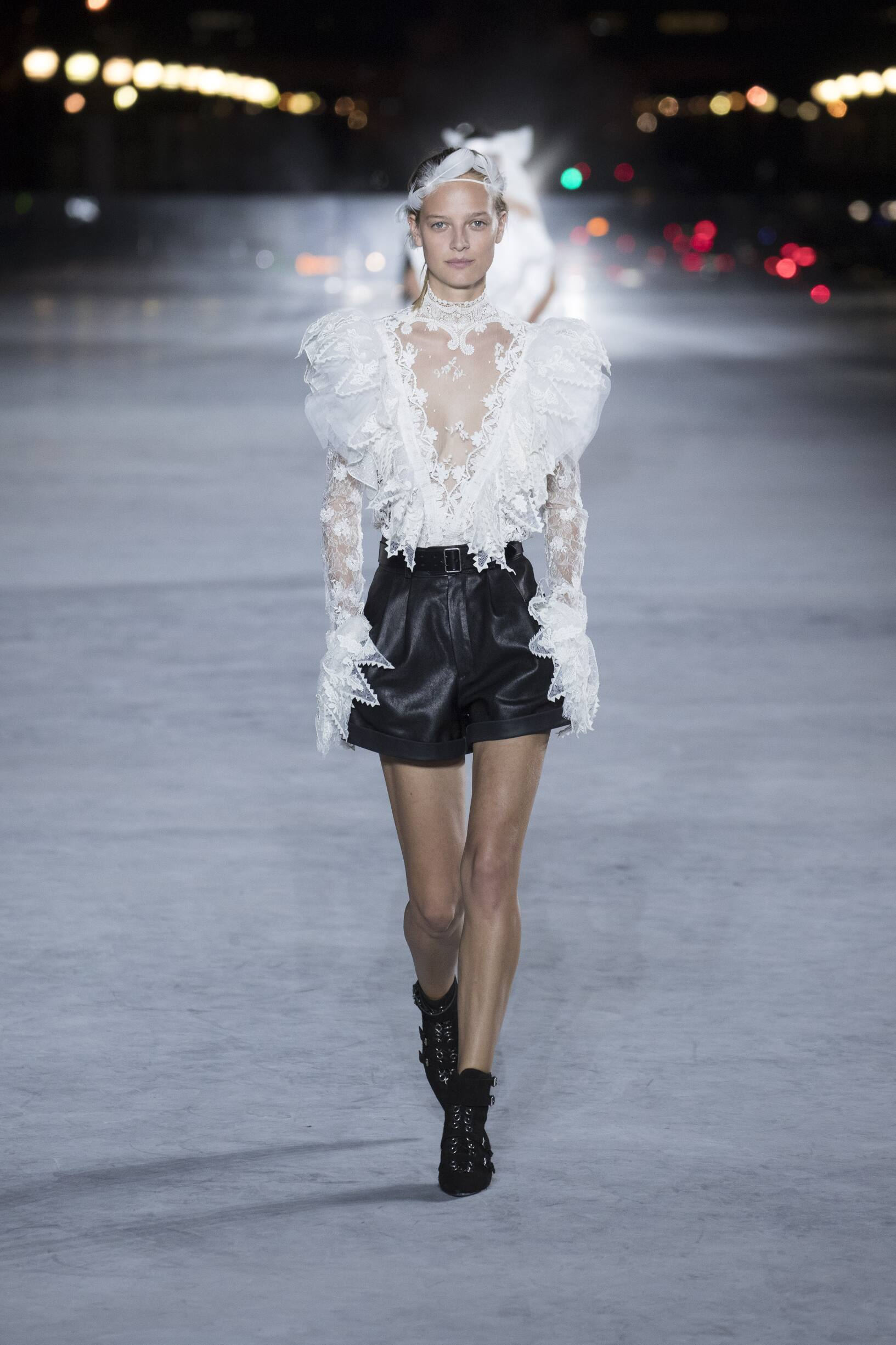 Spring Summer Fashion Trends 2018 Saint Laurent