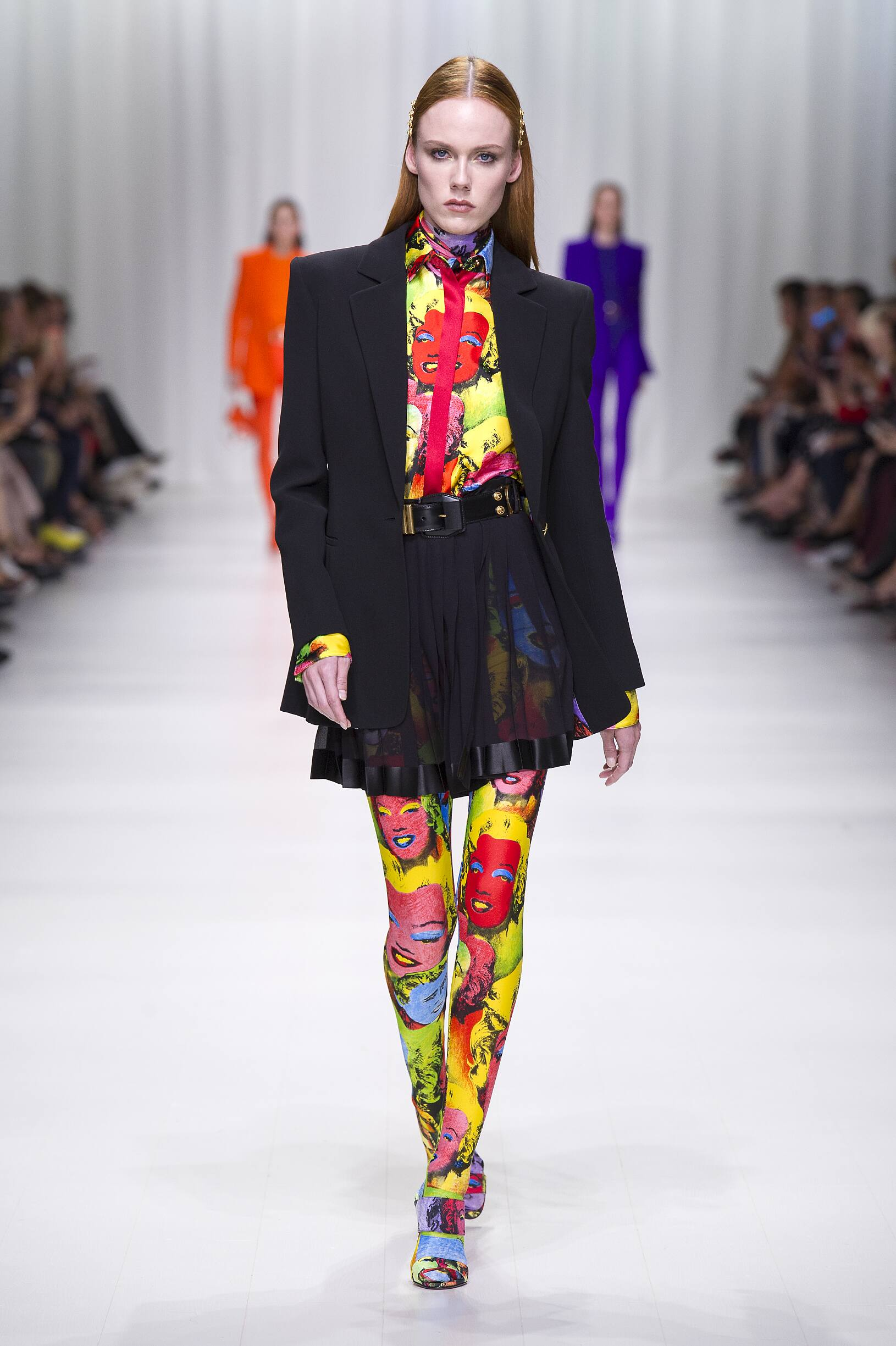 Spring Summer Fashion Trends 2018 Versace