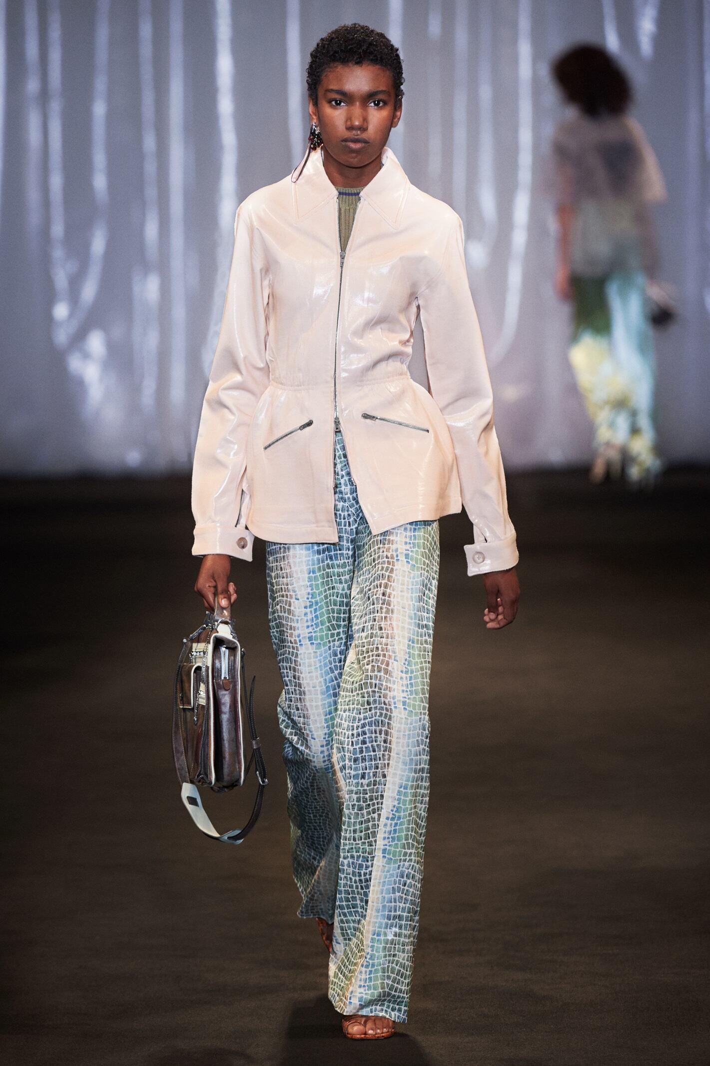 Summer 2018 Fashion Trends Acne Studios