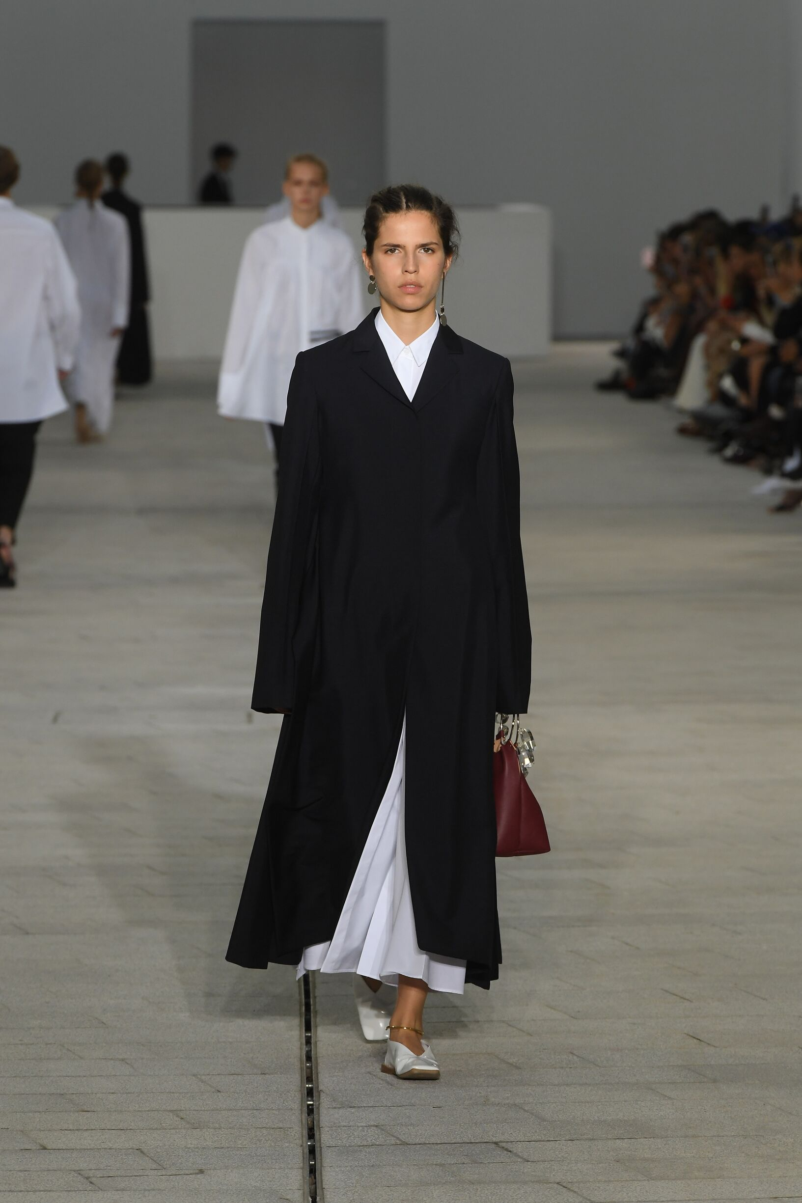 Summer 2018 Fashion Trends Jil Sander