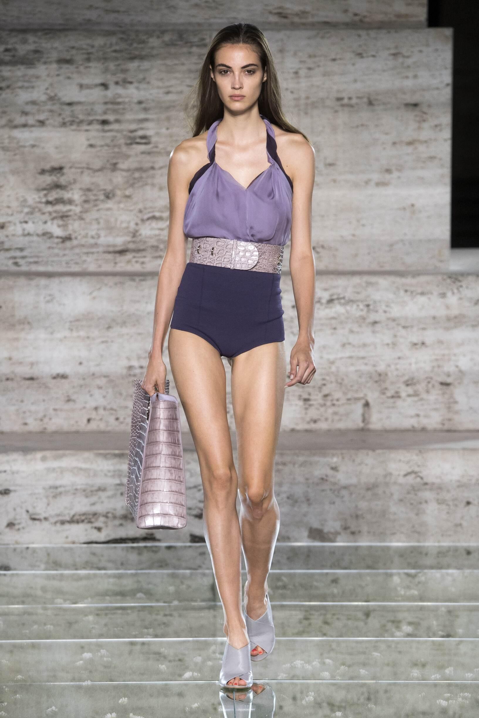 Summer 2018 Fashion Trends Salvatore Ferragamo