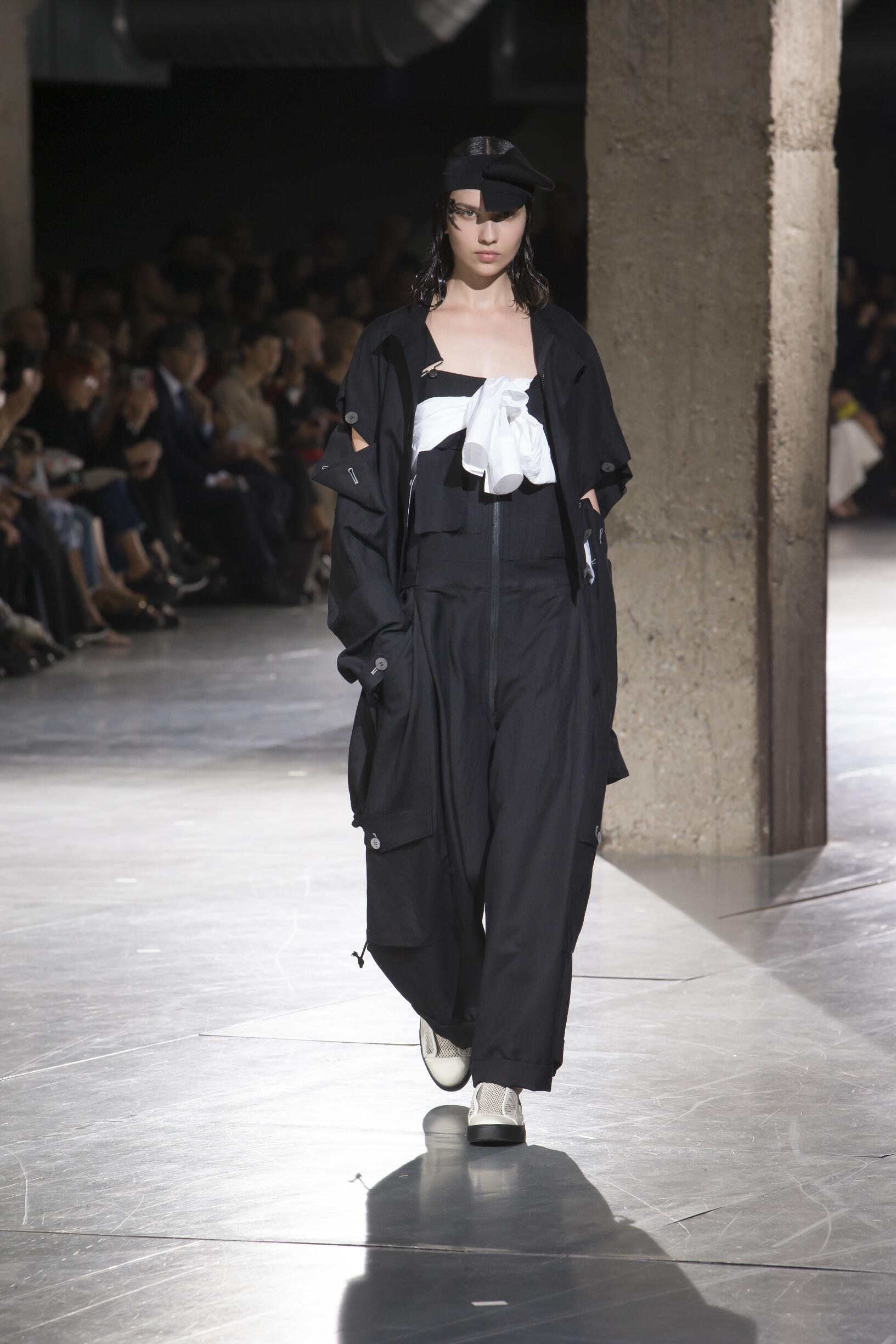 Summer 2018 Fashion Trends Yohji Yamamoto