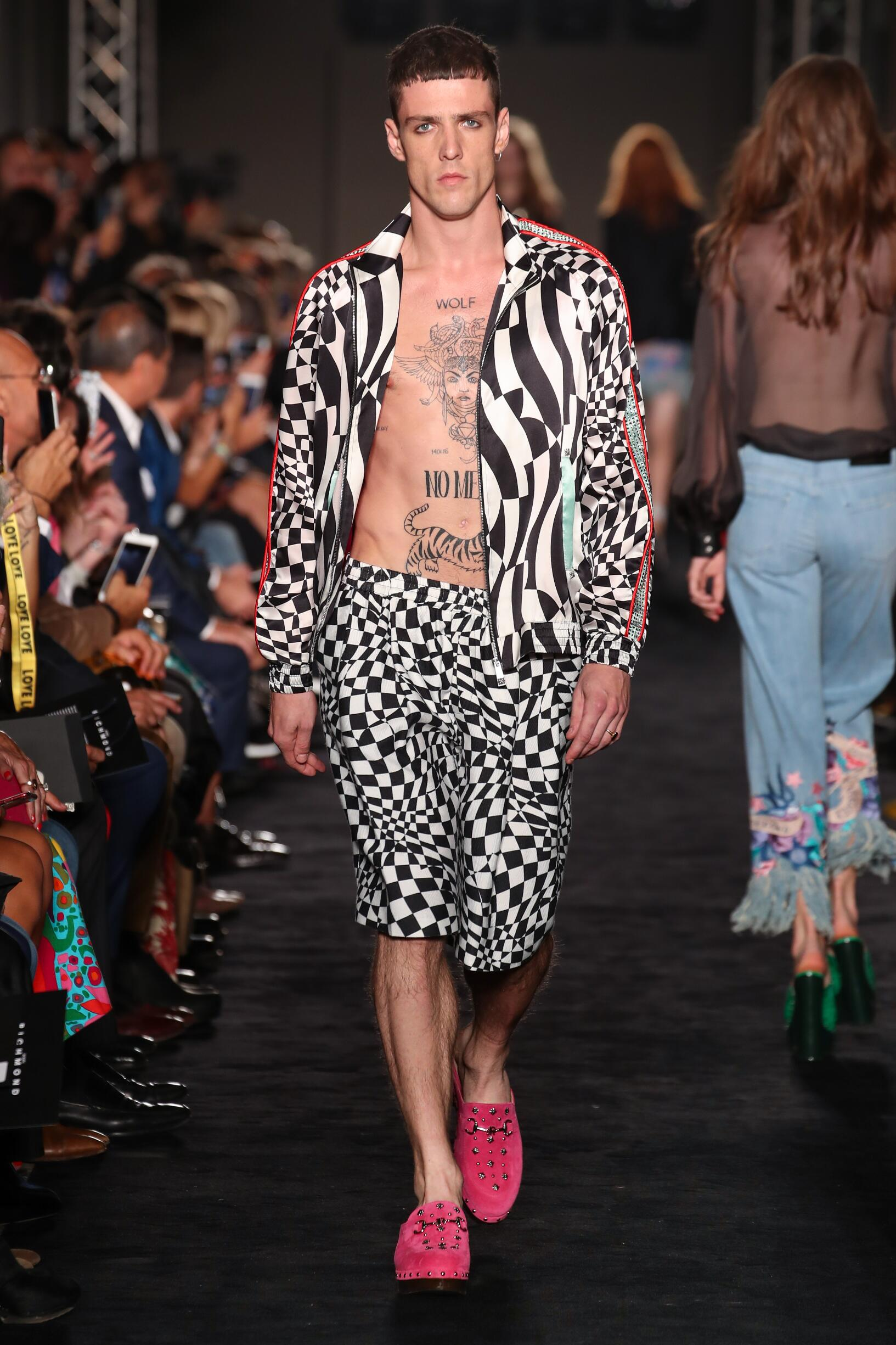 Summer 2018 Man Trends John Richmond