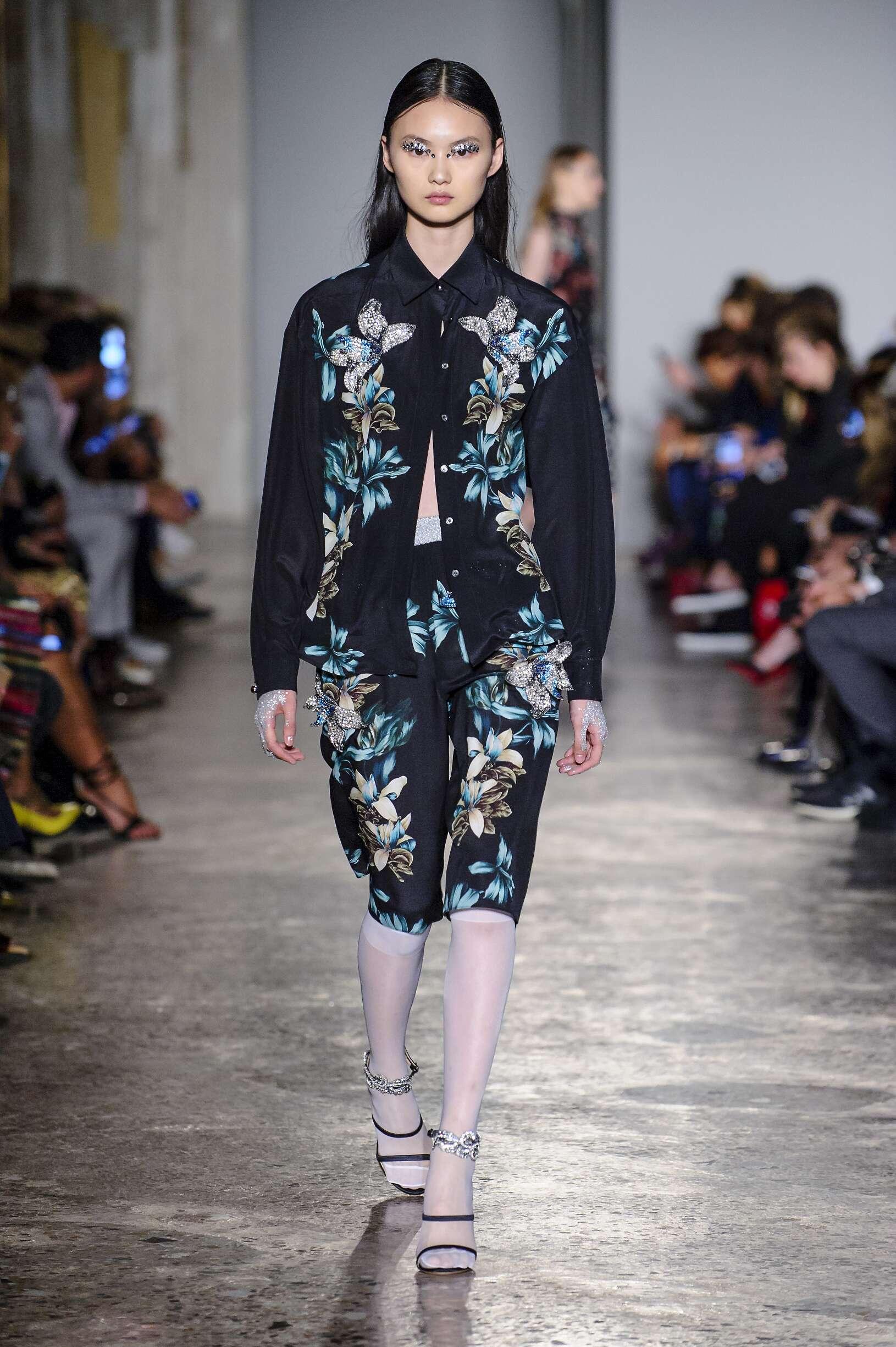 Summer 2018 Woman Trends Francesco Scognamiglio