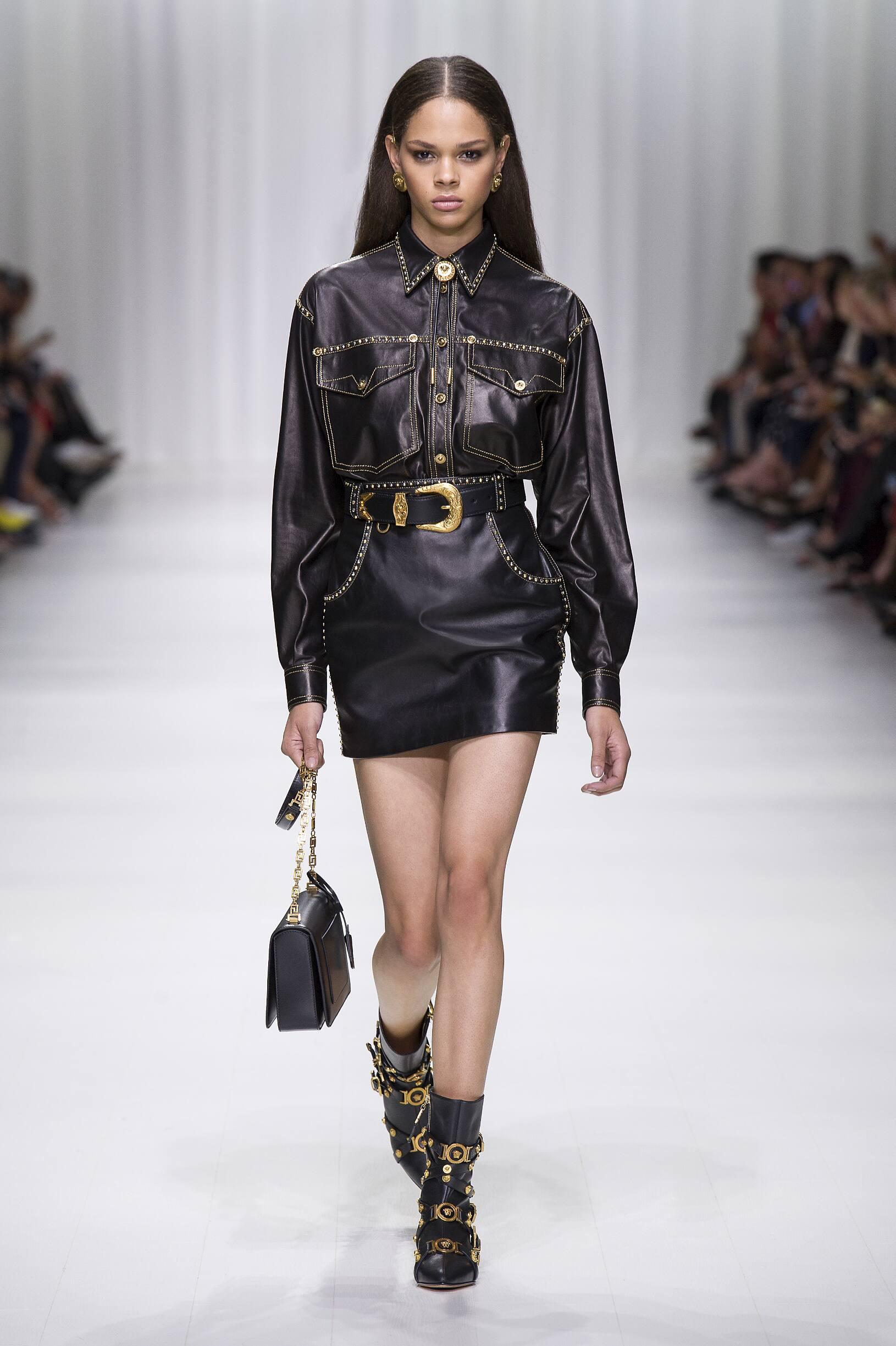 Versace Catwalk