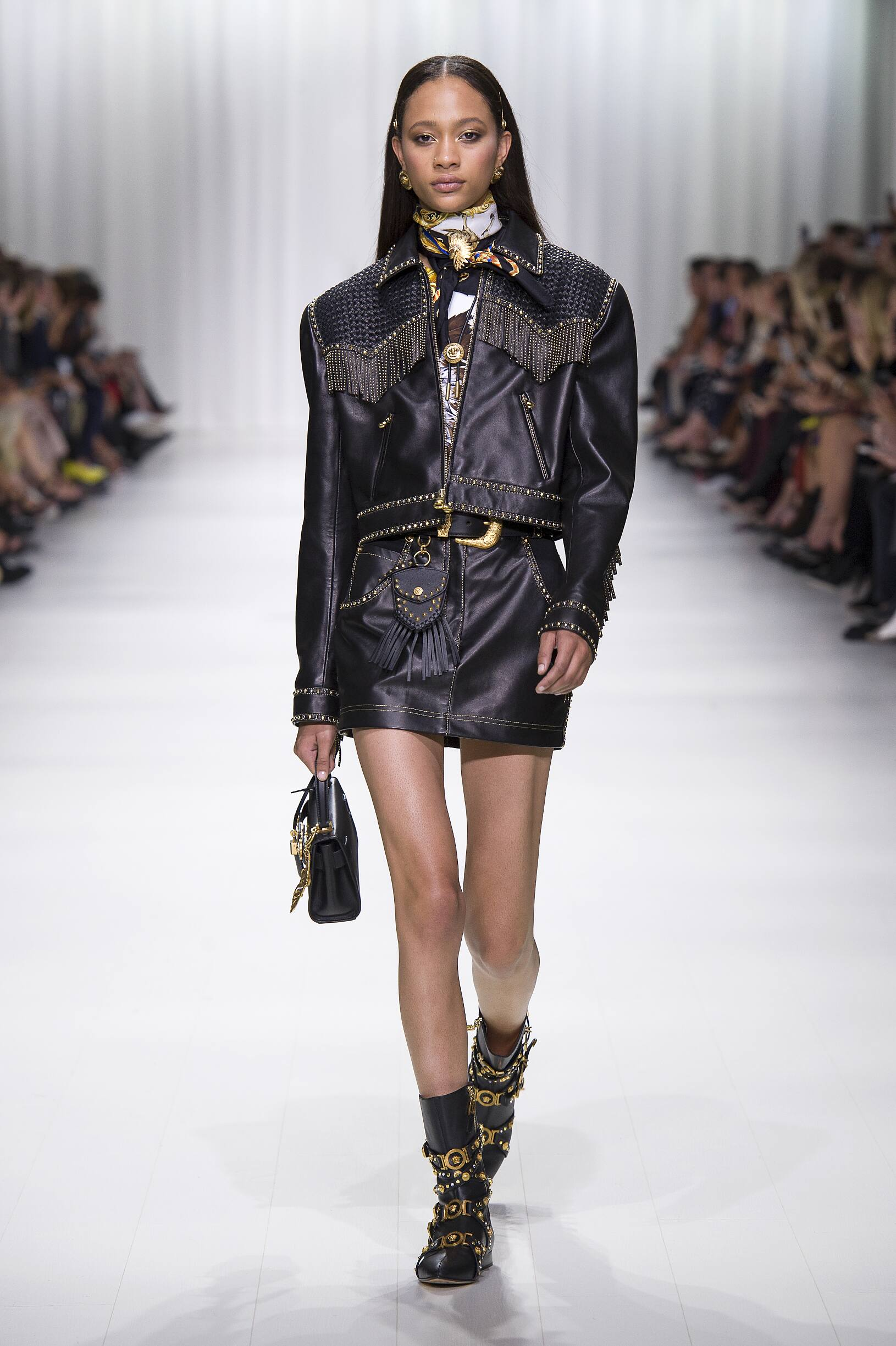 Versace Woman Style