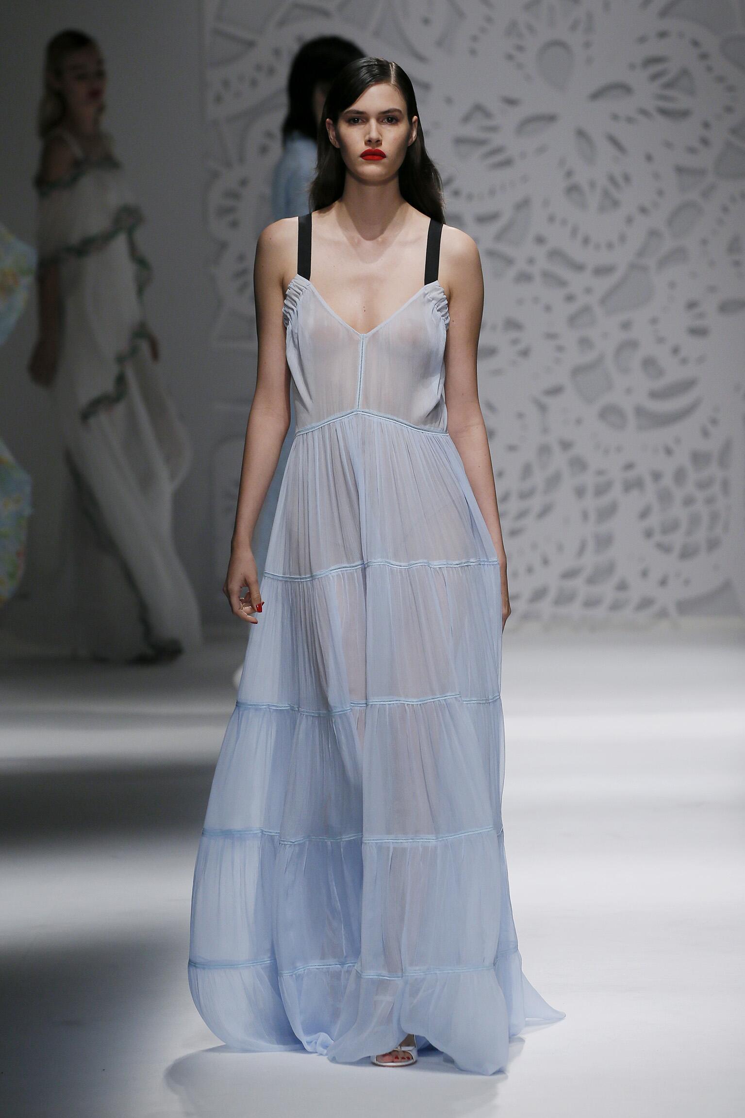 Womenswear SS Blumarine 2018