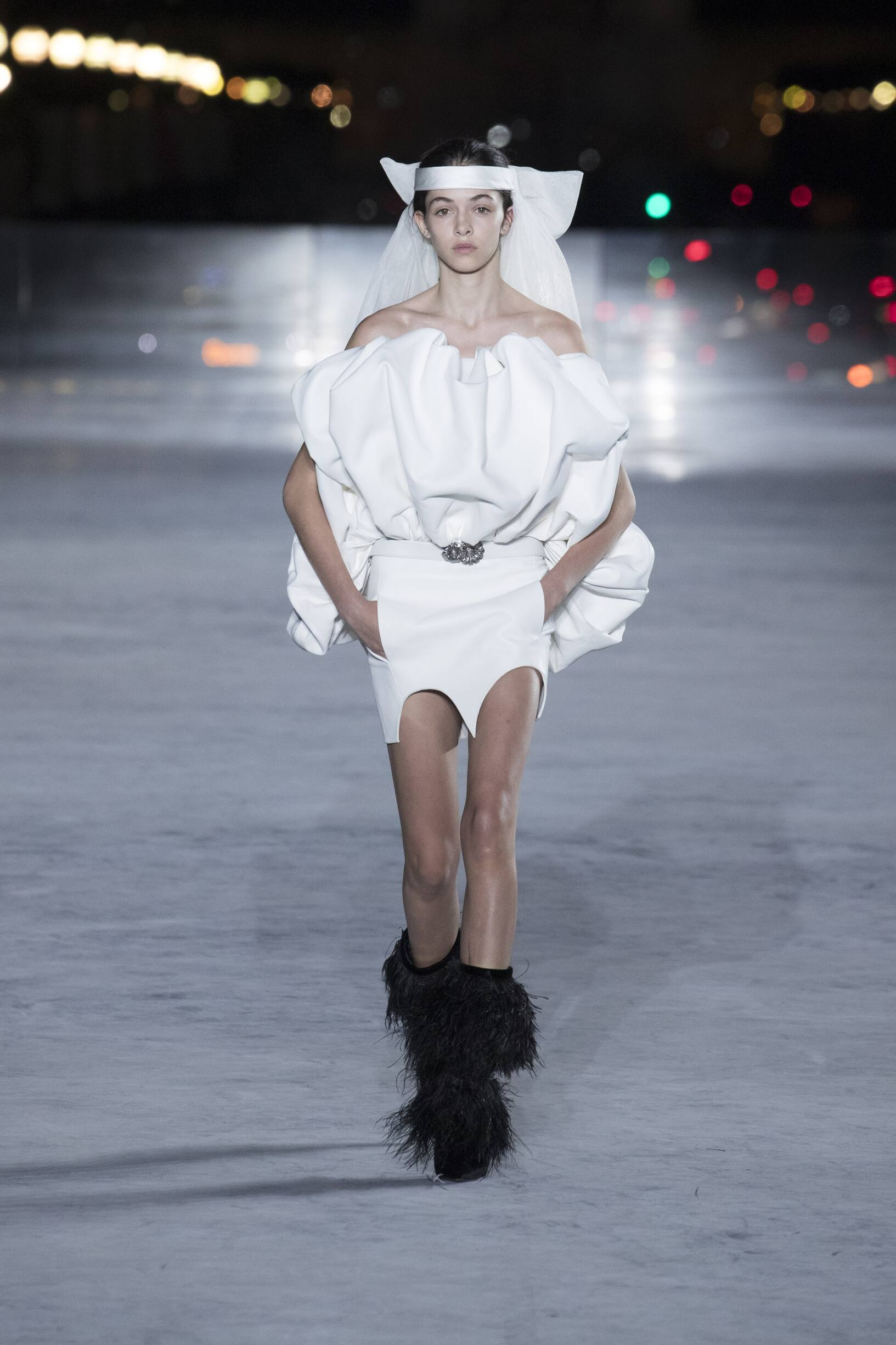 Womenswear Spring Summer Saint Laurent 2018 Trends
