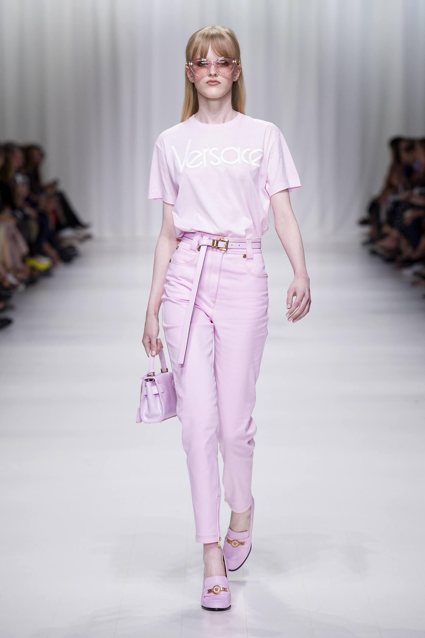 Womenswear Summer Versace 2018