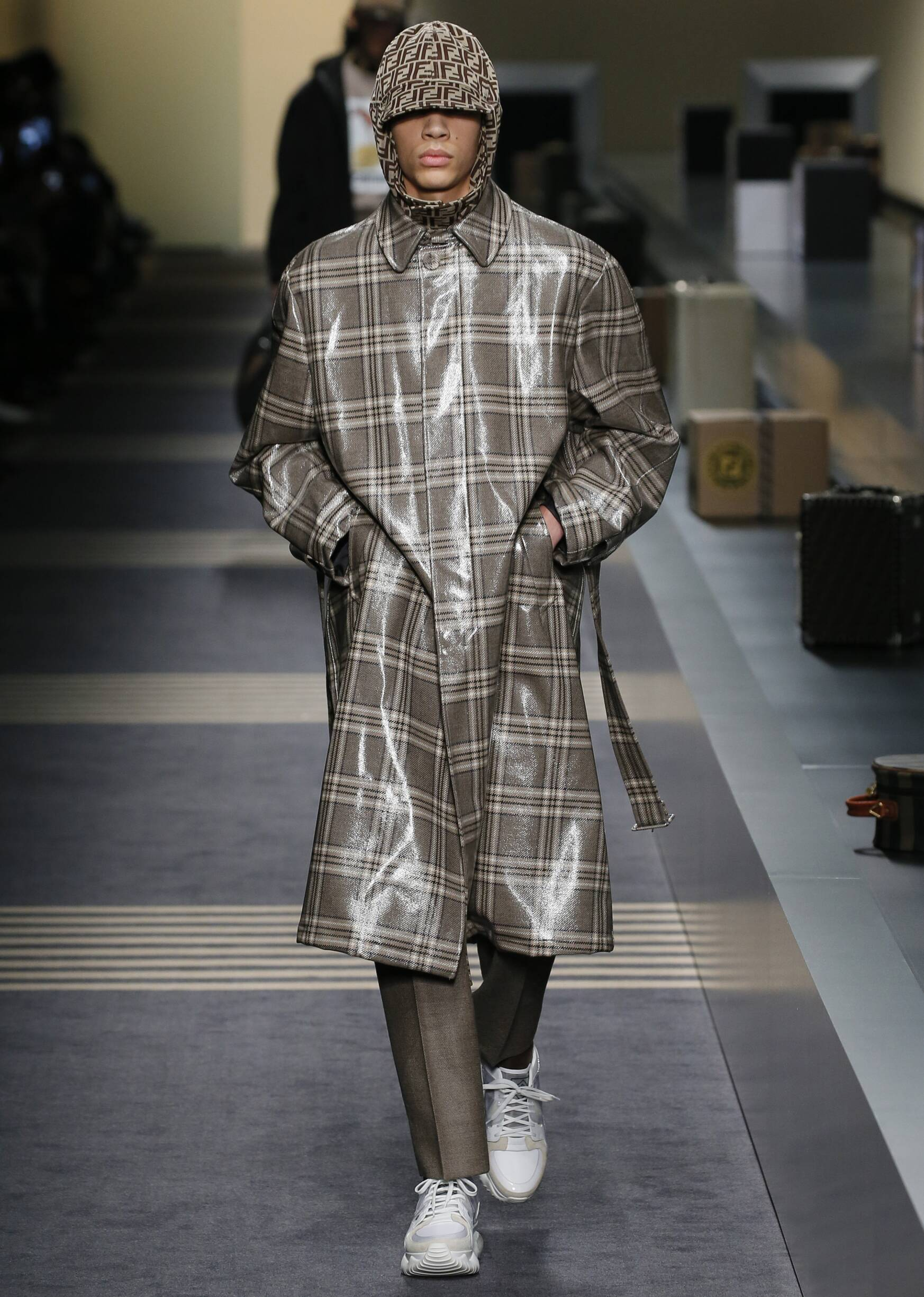 2018 Catwalk Fendi