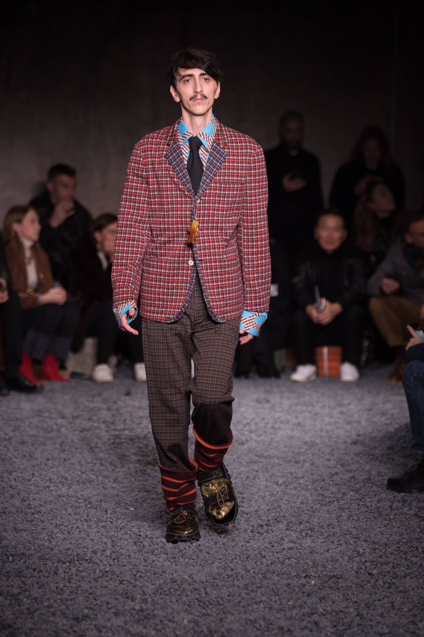 2018 Catwalk Marni Winter