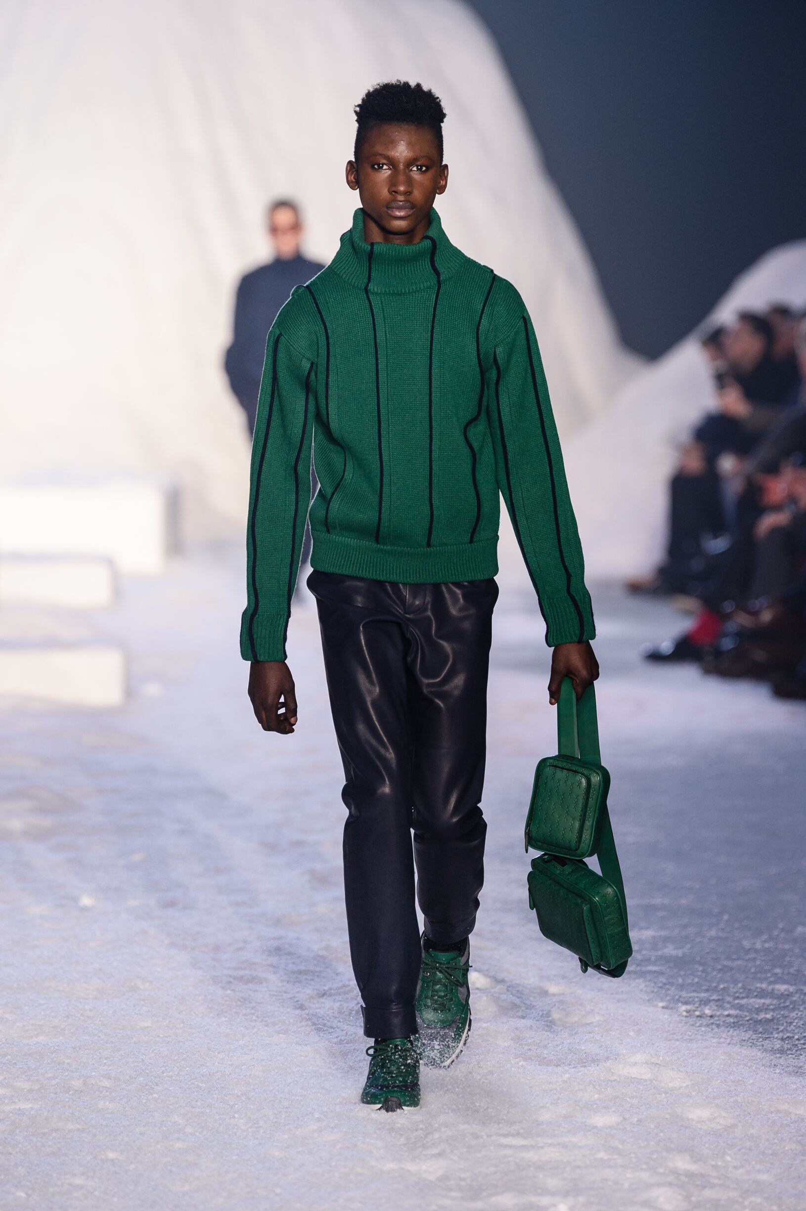 2018 Ermenegildo Zegna Couture Fall Winter Man