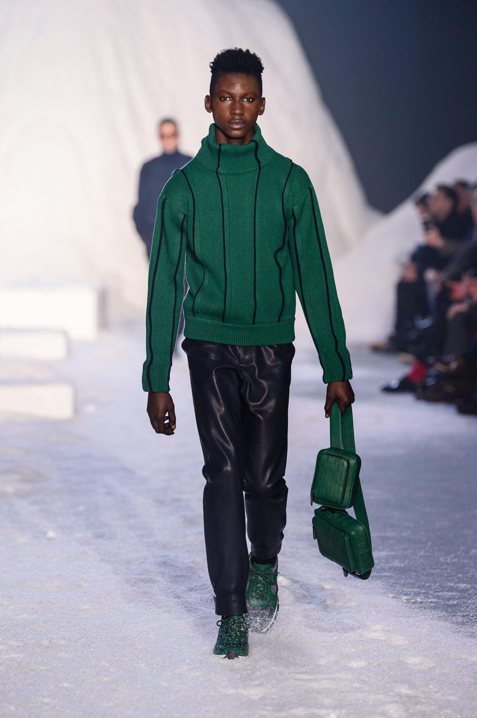 2018 Ermenegildo Zegna Couture Fall Winter Man
