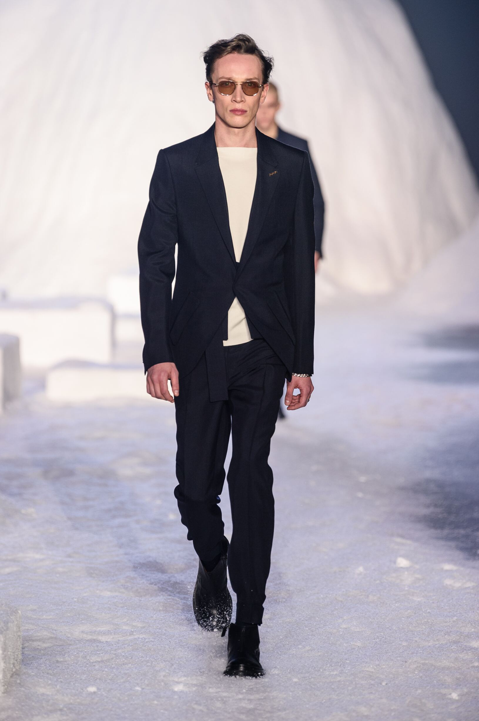 2018 Ermenegildo Zegna Couture Man Winter Catwalk