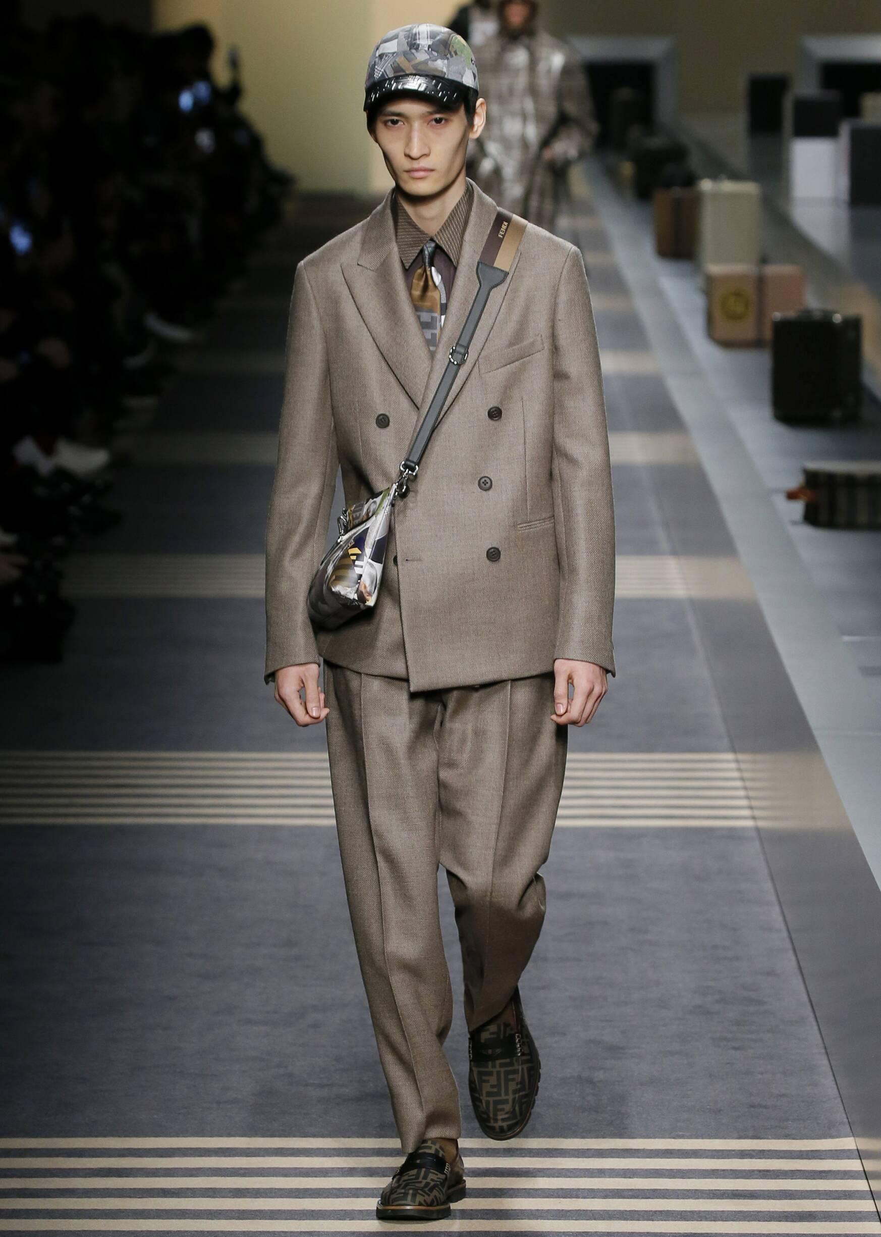 2018 Man Style Fendi