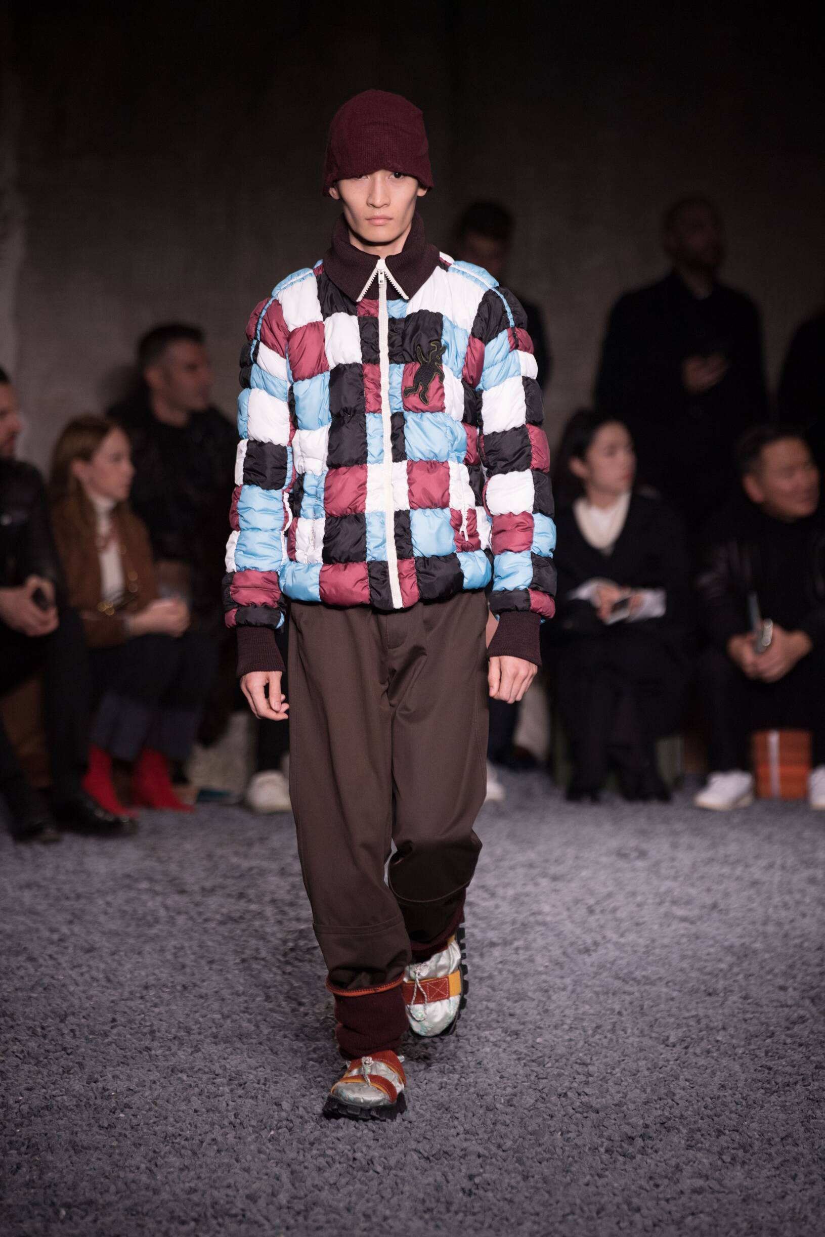 2018 Marni Fall Catwalk