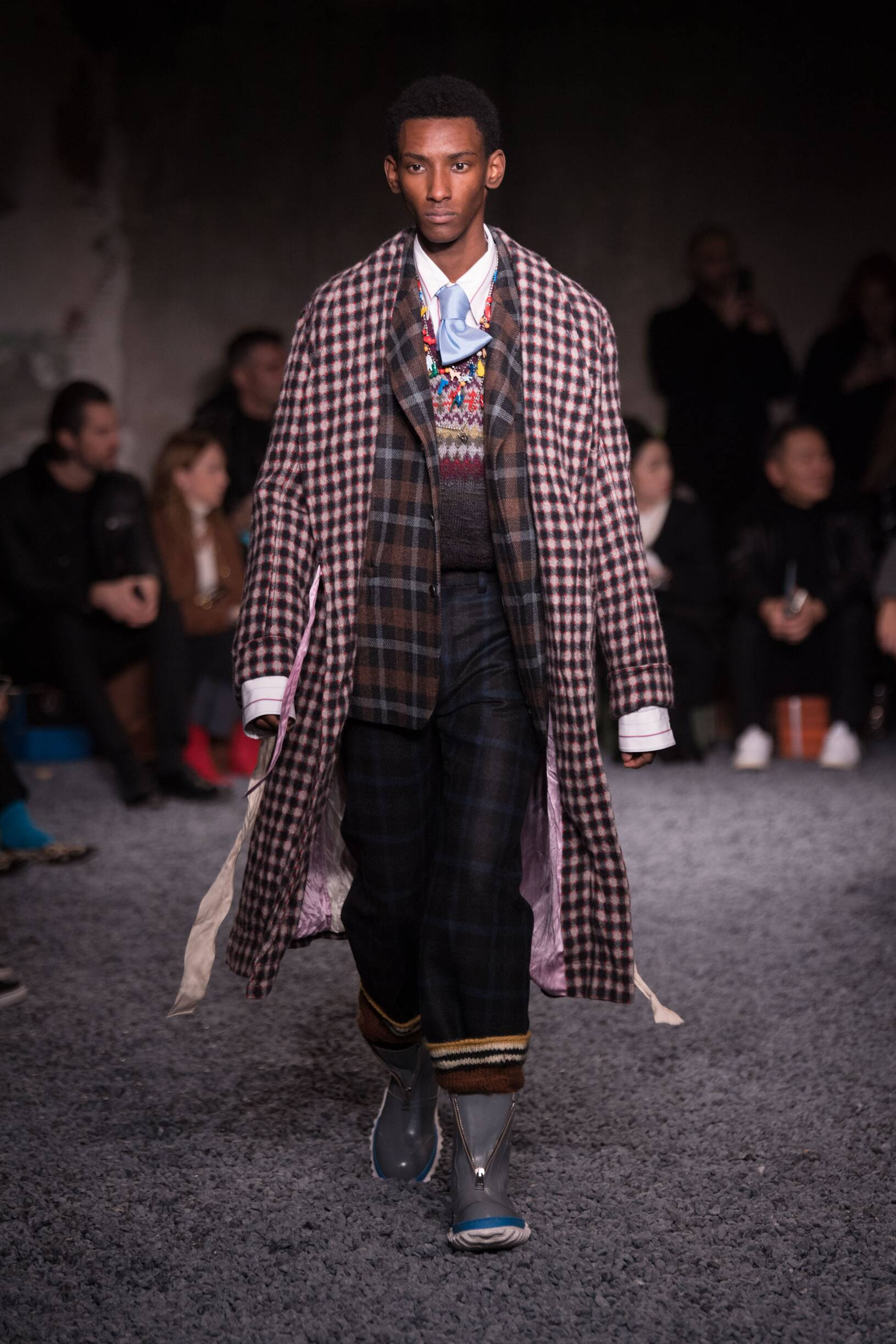 2018 Marni Man Catwalk