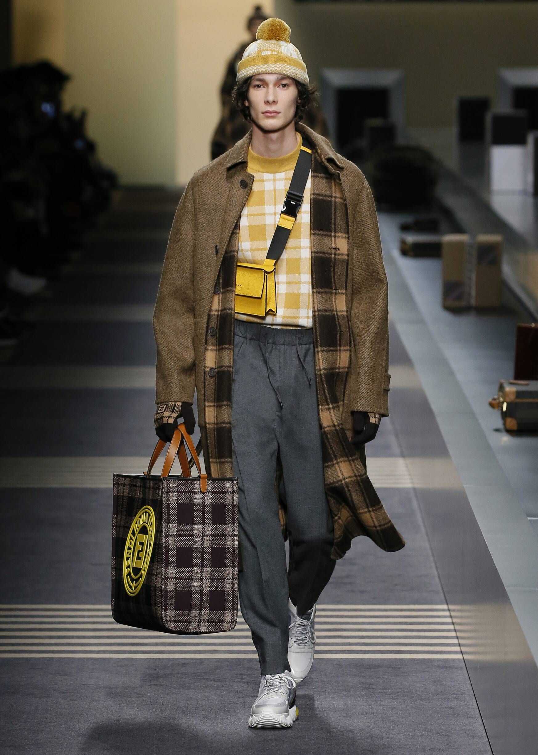 Catwalk Fendi