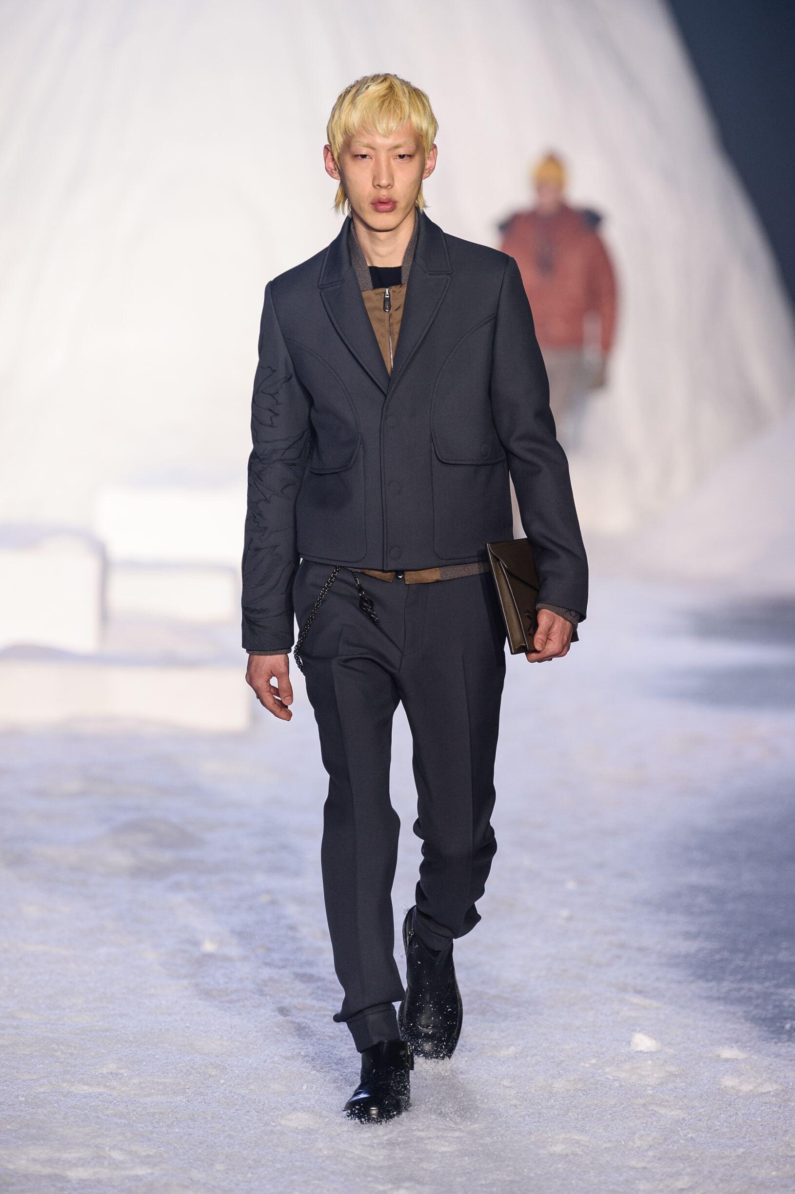 Ermenegildo Zegna Couture 2018-2019