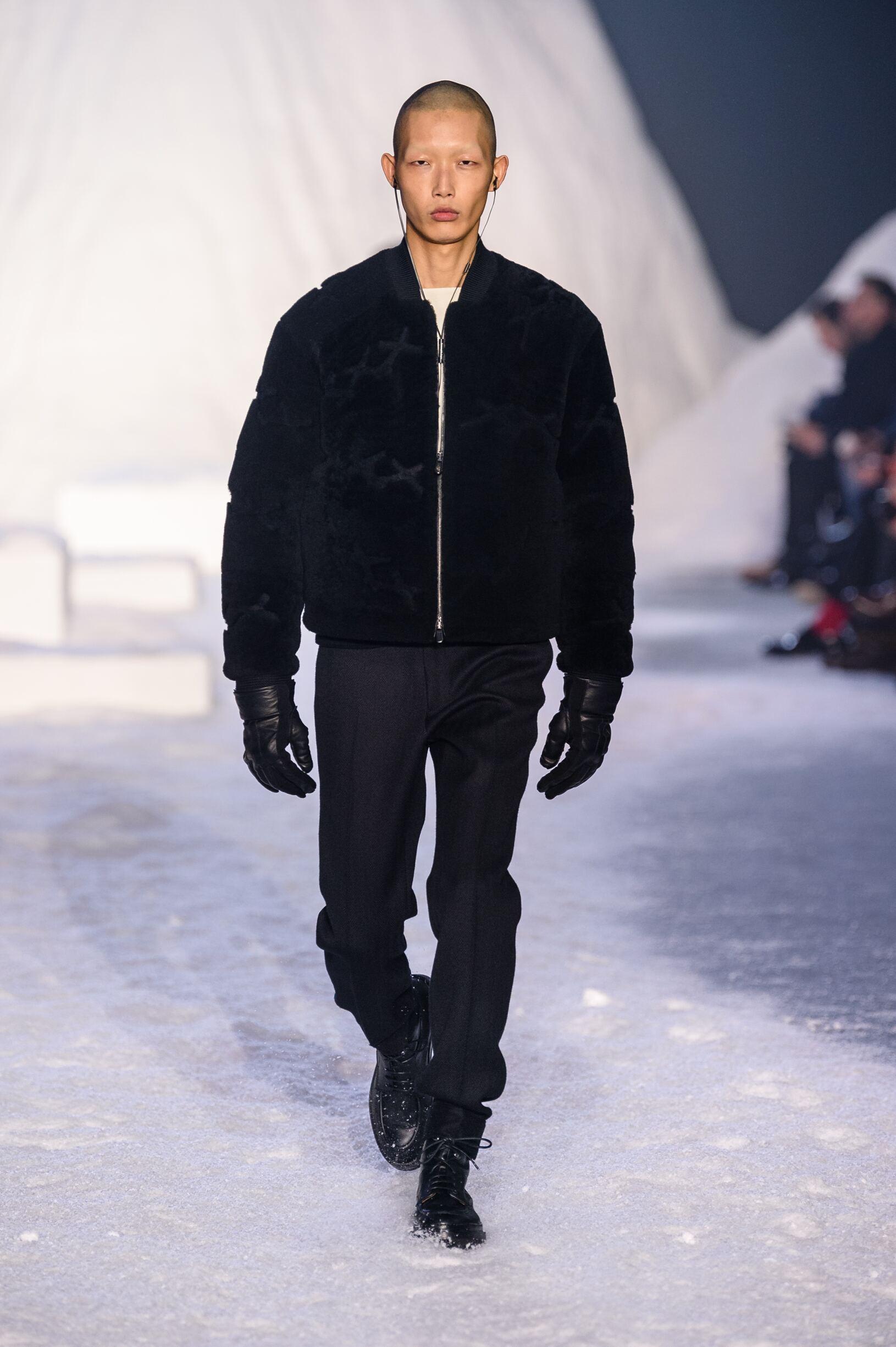 Ermenegildo Zegna Couture 2018 Man Milan