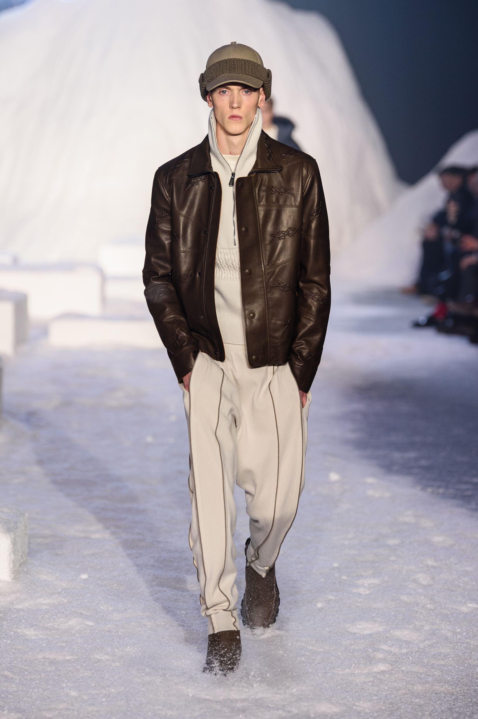 Ermenegildo Zegna Couture FW 2018 Menswear