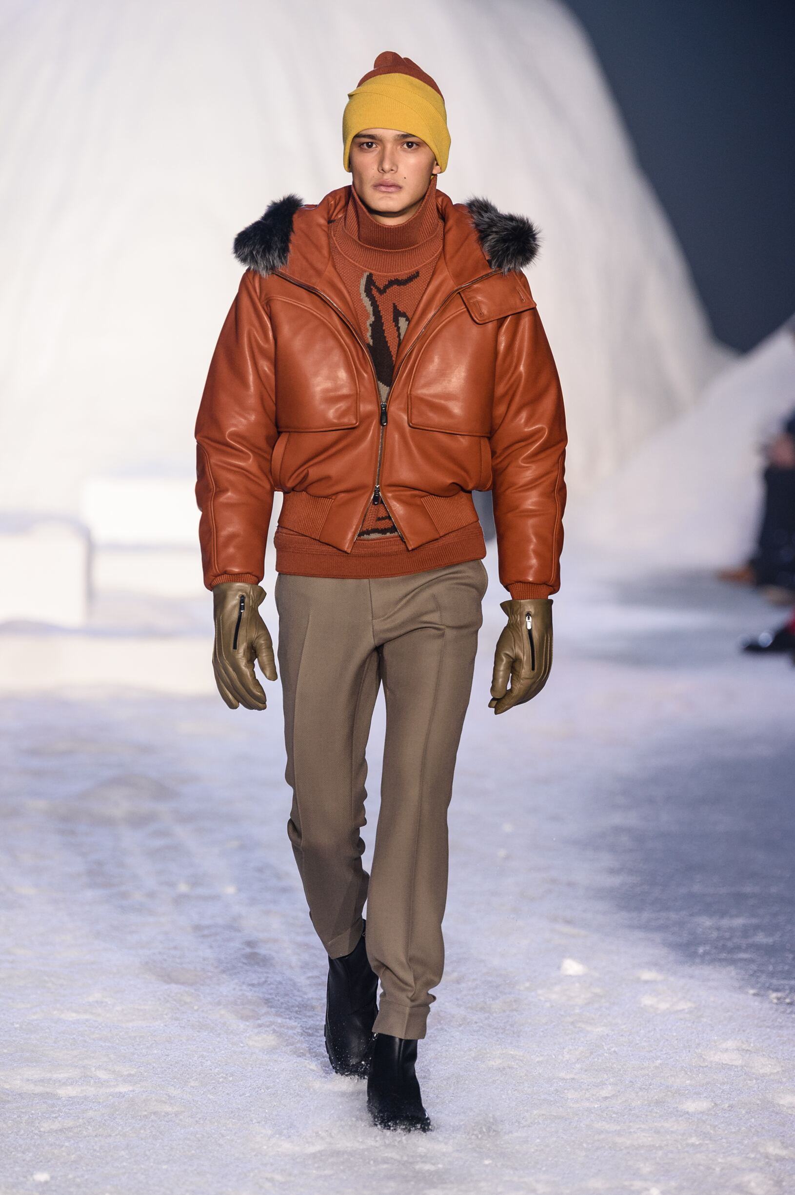 Ermenegildo Zegna Couture Fall Winter 2018